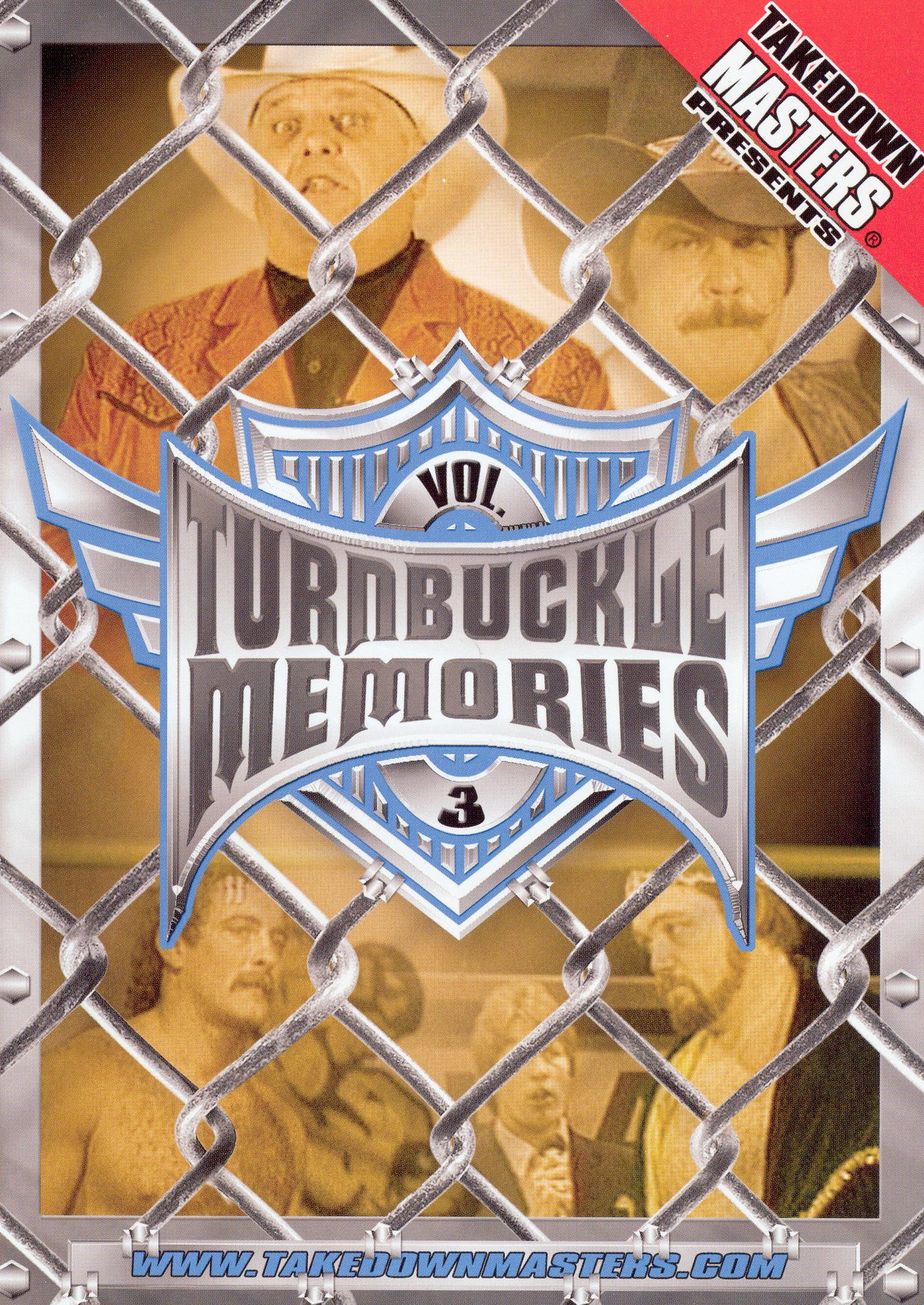 Takedown Masters: Turnbuckle Memories, Vol. 3