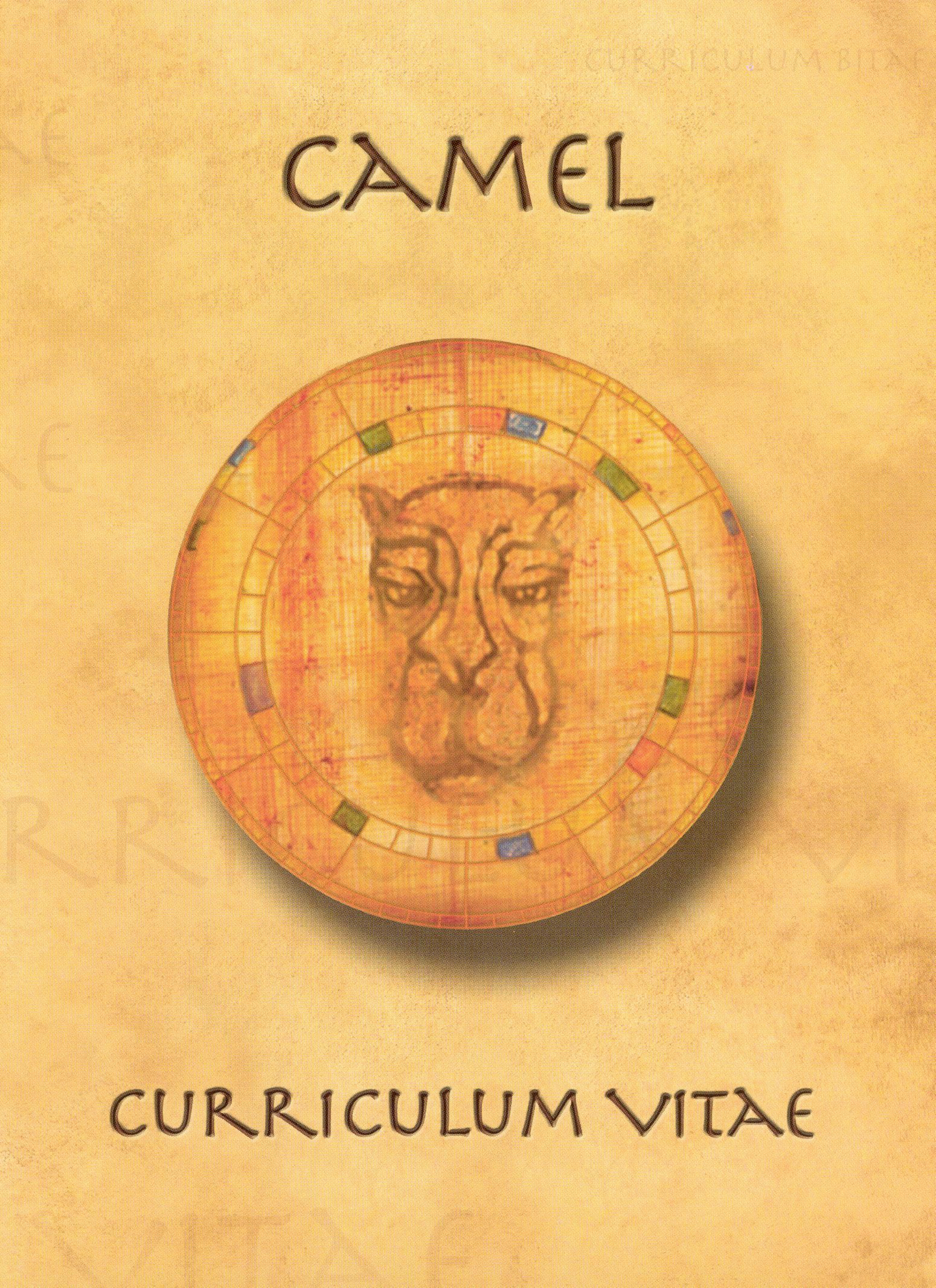 Camel: Curriculum Vitae