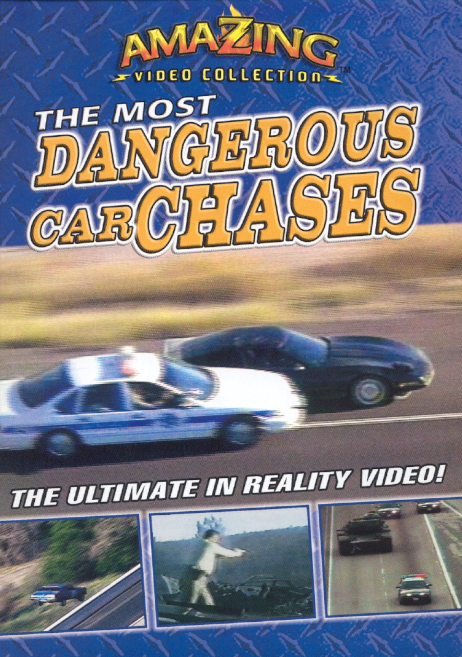 Amazing Video Collection: Most Dangerous Car Chases