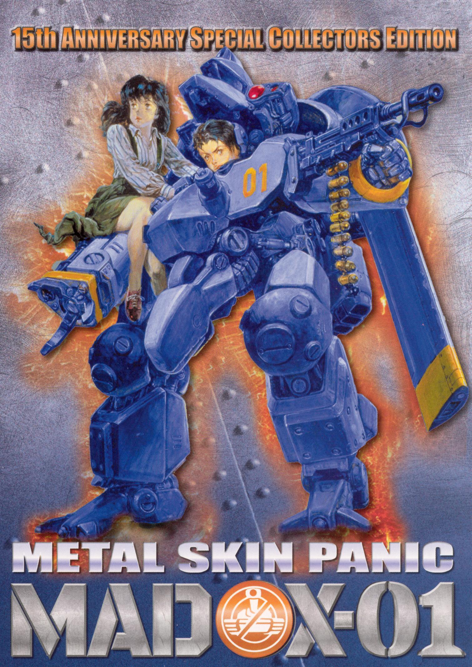 Madox-01: Metal Skin Panic
