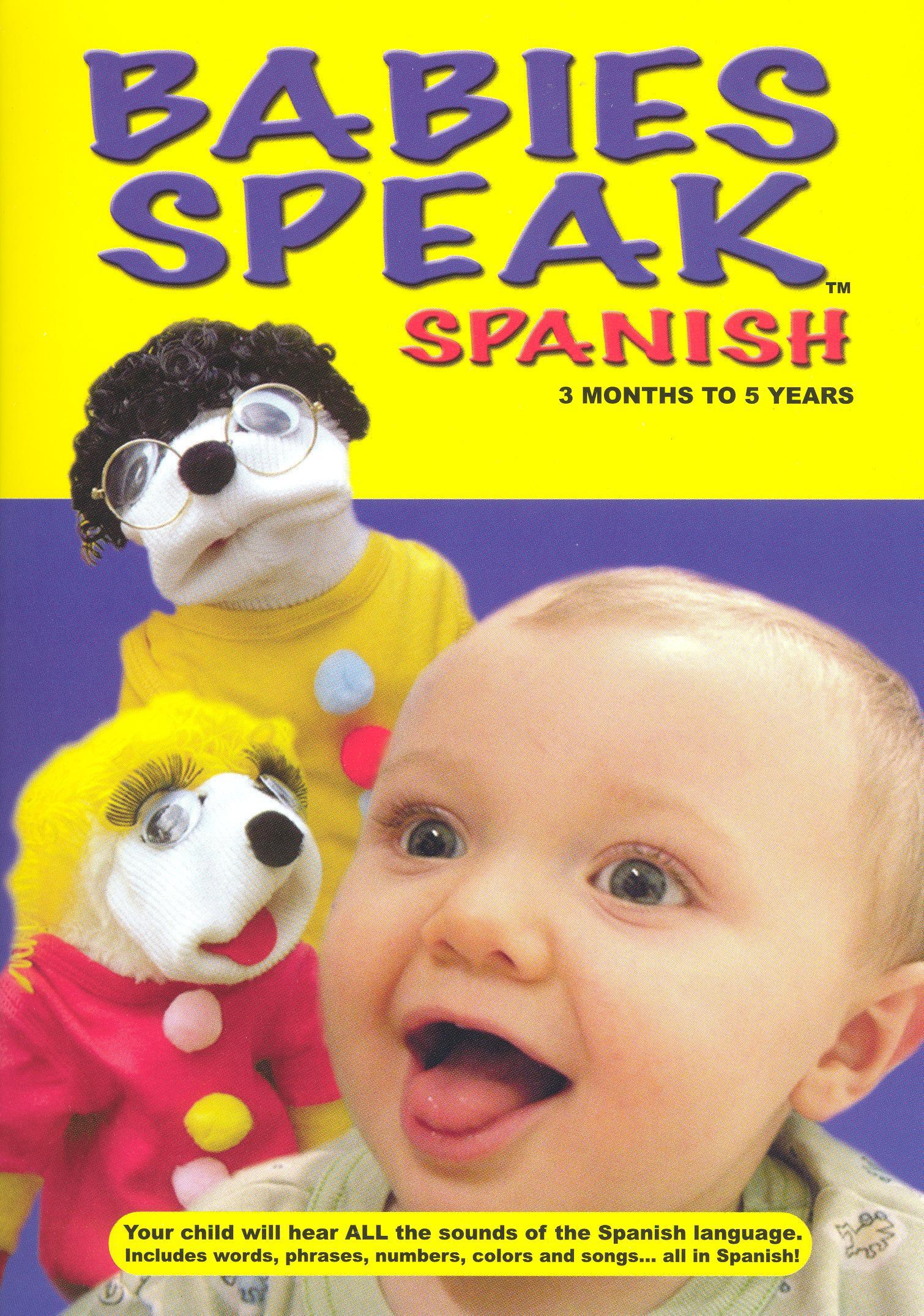 Babies Speak Spanish