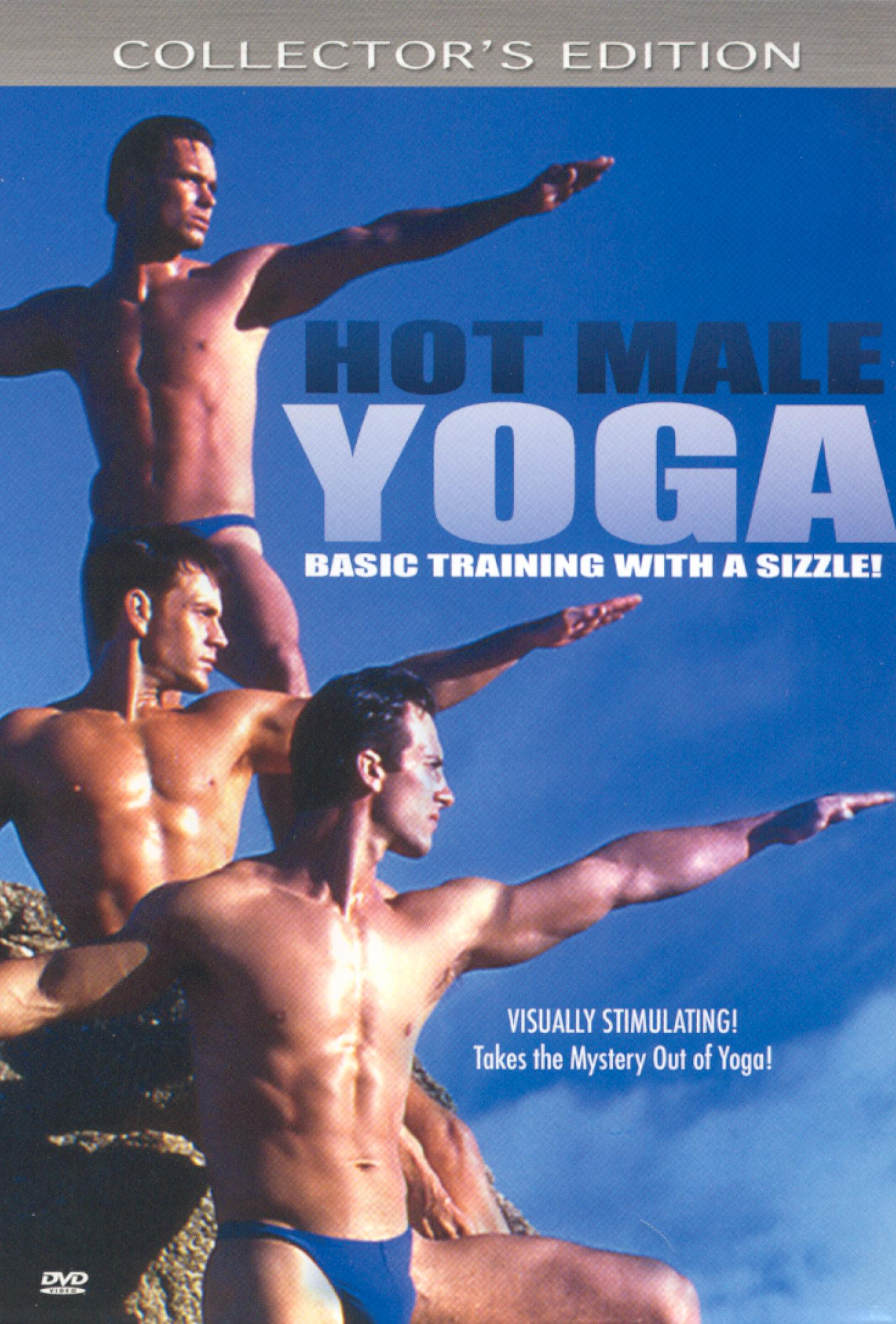 Hot Male Yoga