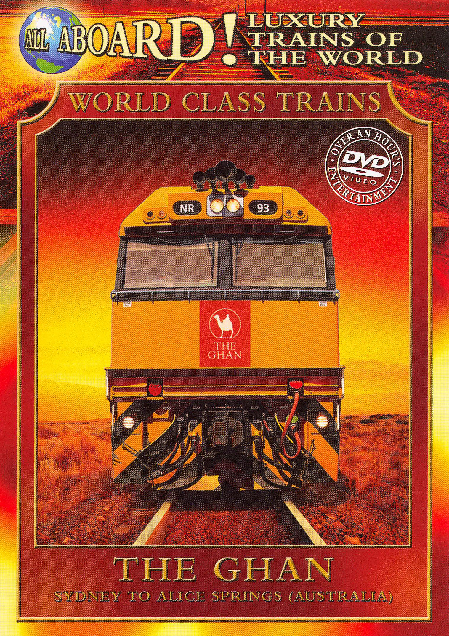 World Class Trains: The Ghan