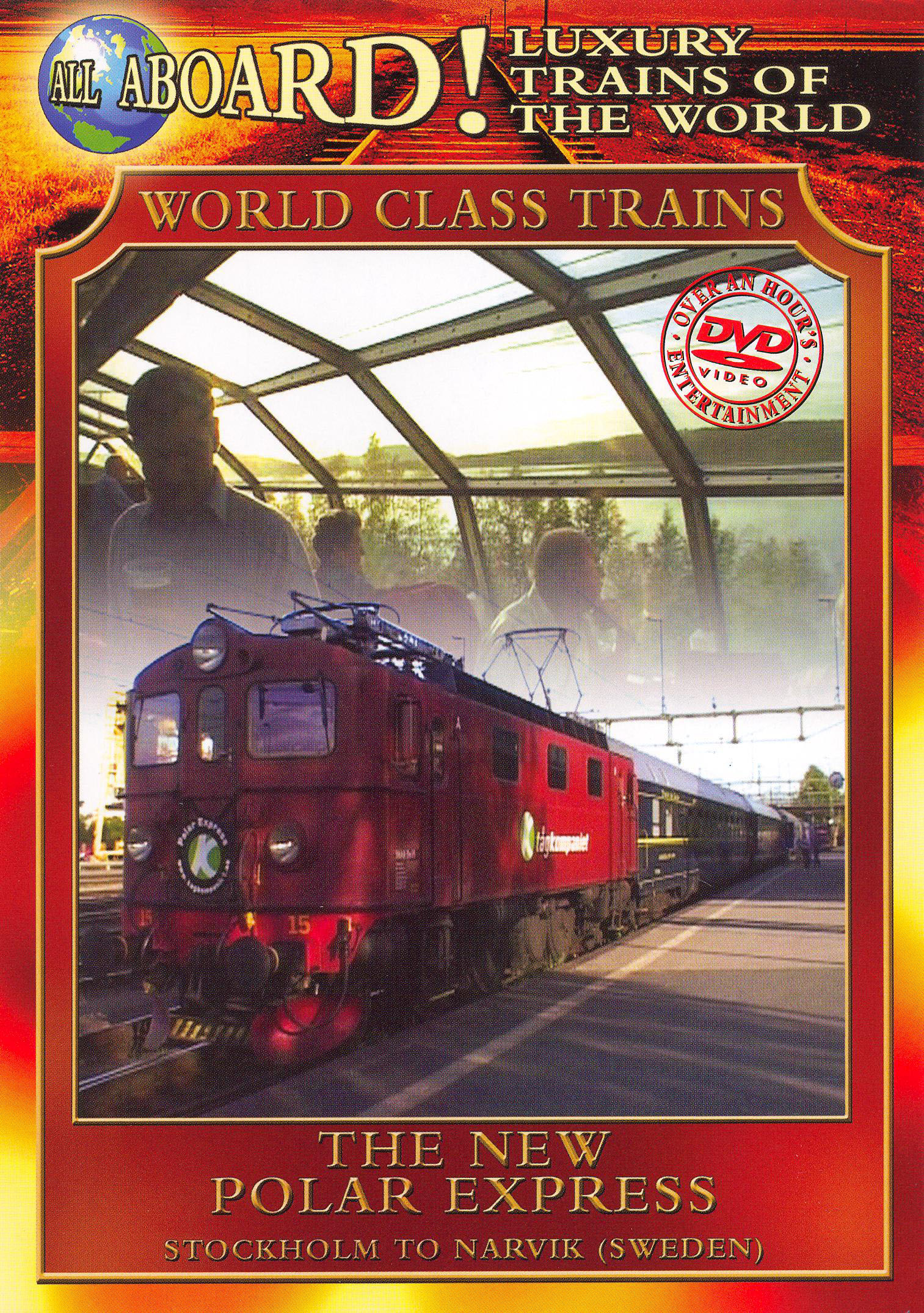 World Class Trains: The New Polar Express
