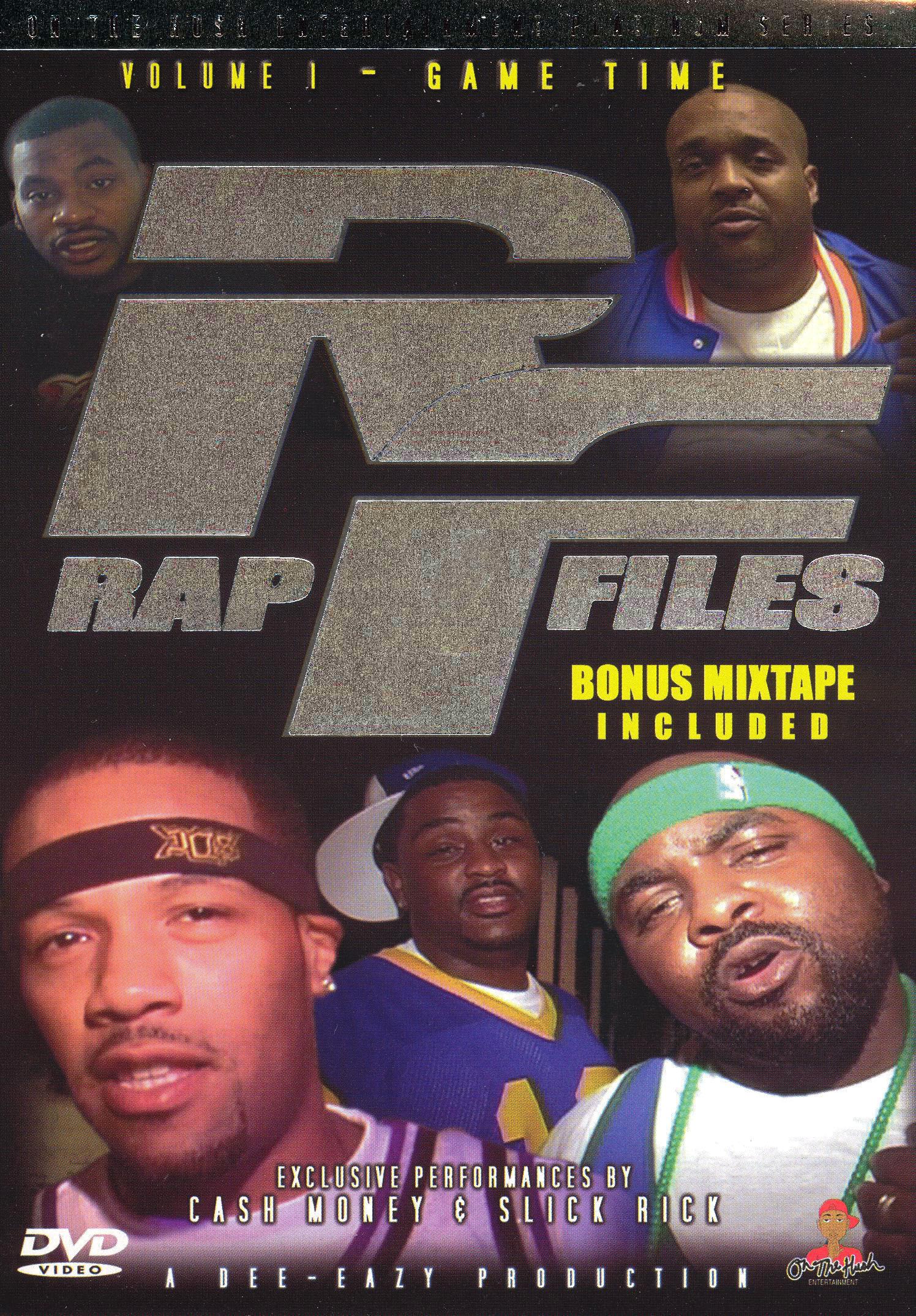 Rap Files, Vol. 1: Game Time