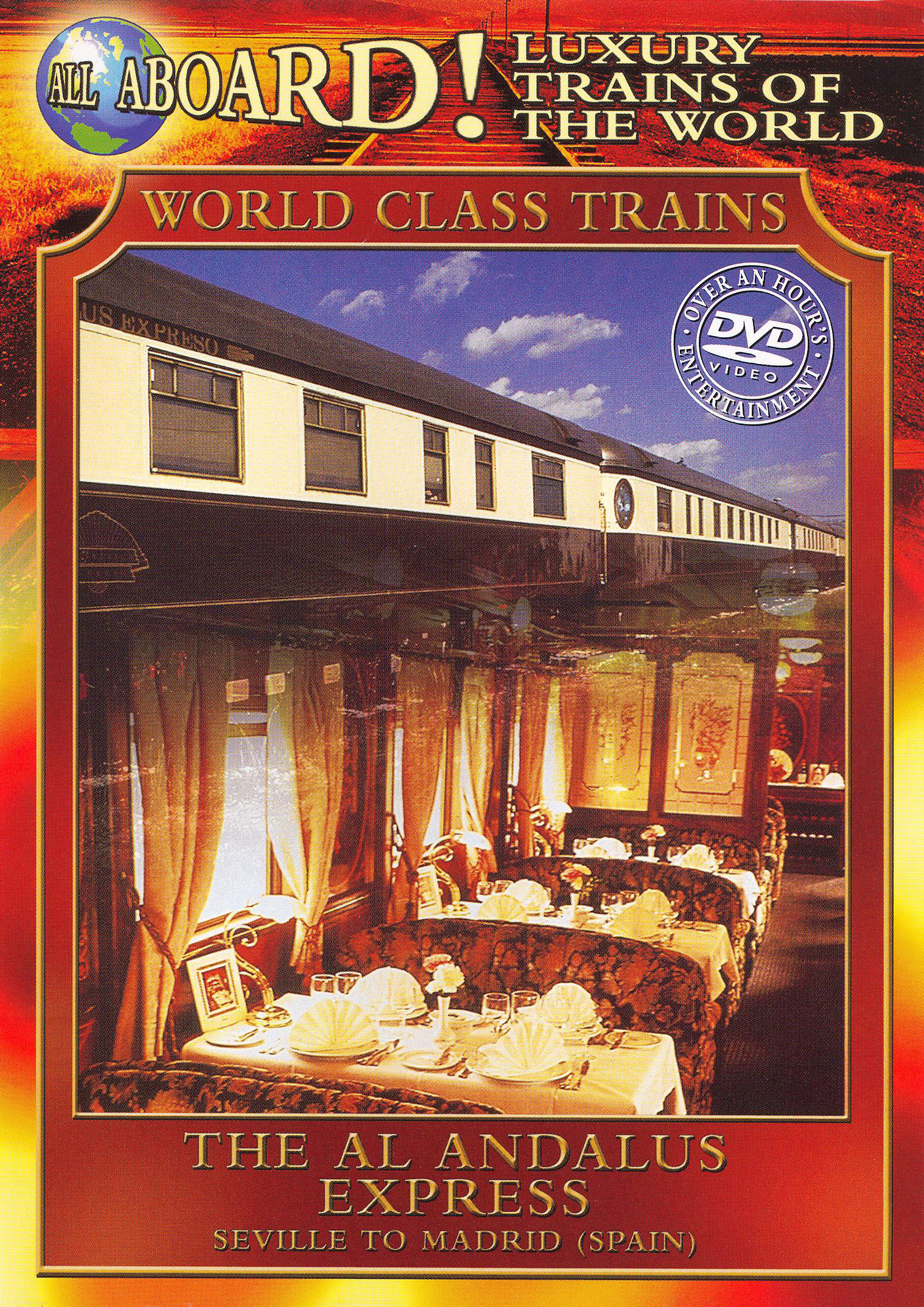 World Class Trains: The Al Andalus Express