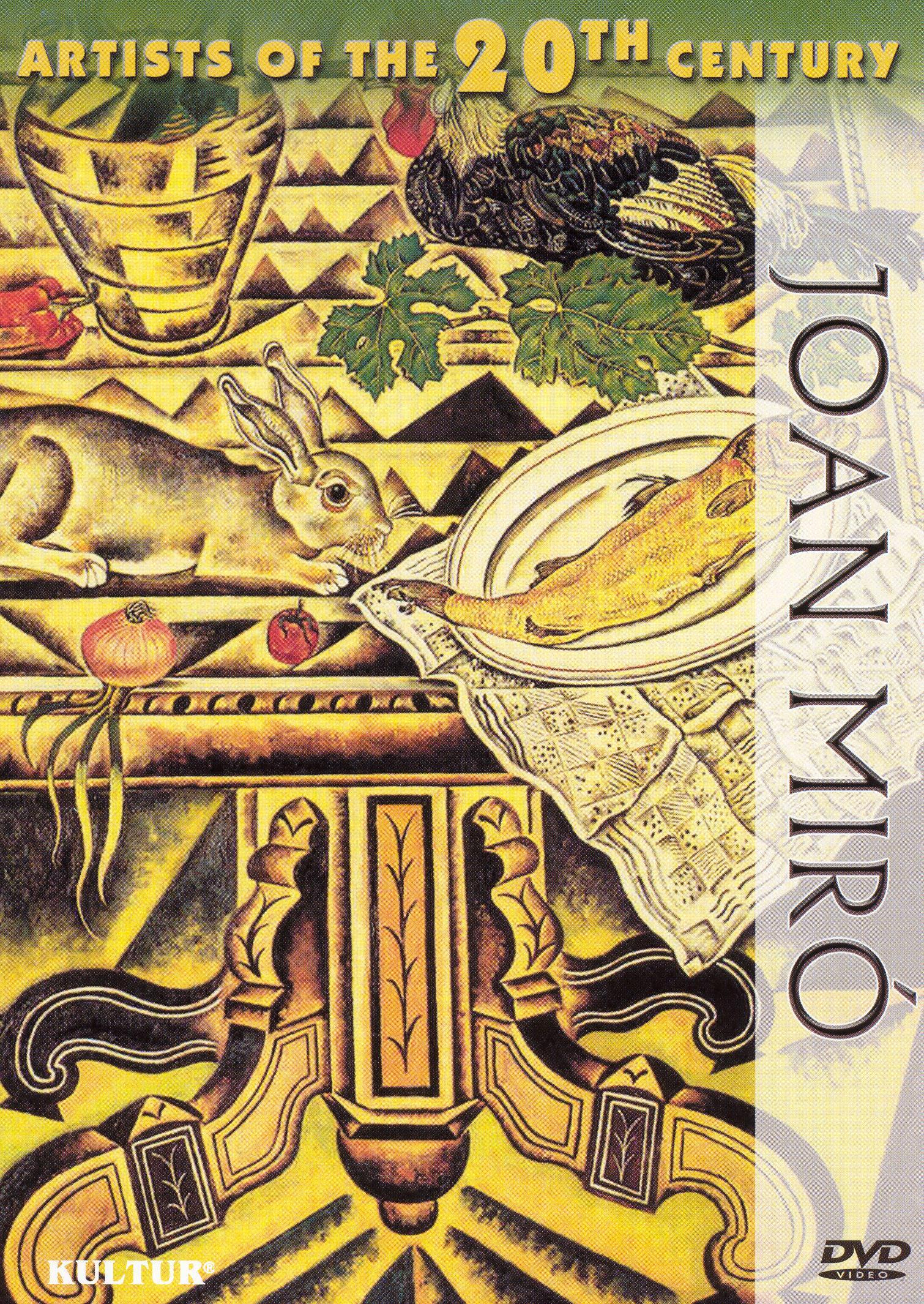 Artists of the 20th Century: Joan Miro