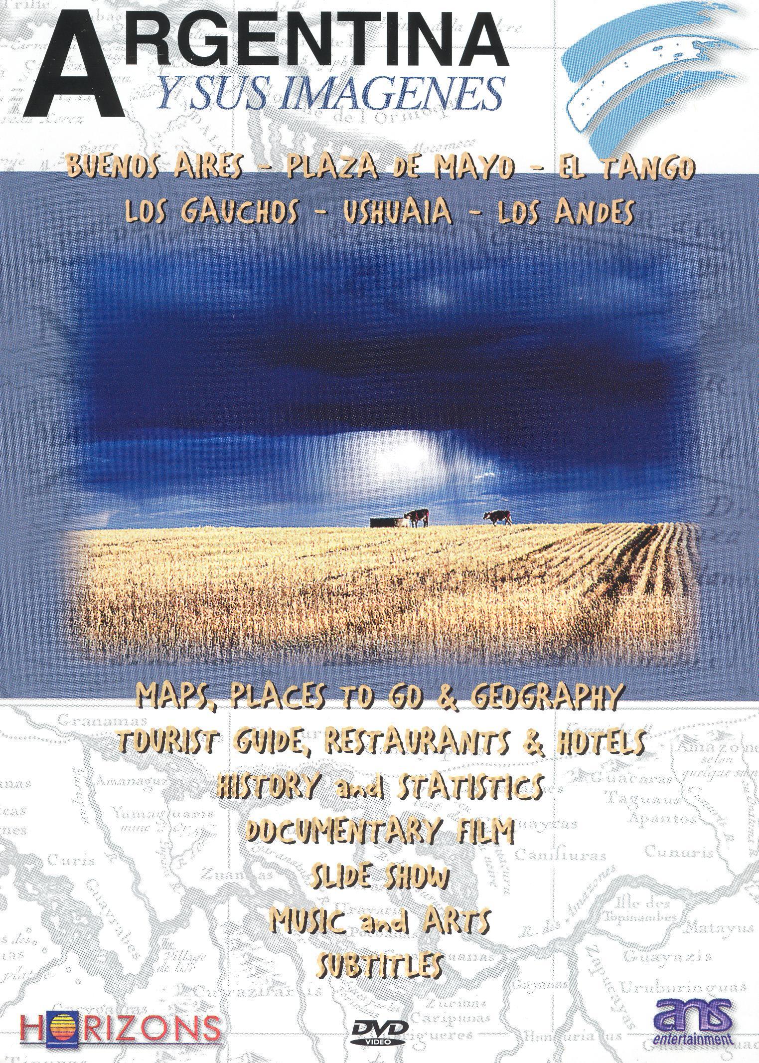 Horizons: Argentina Y Sus Imagenes