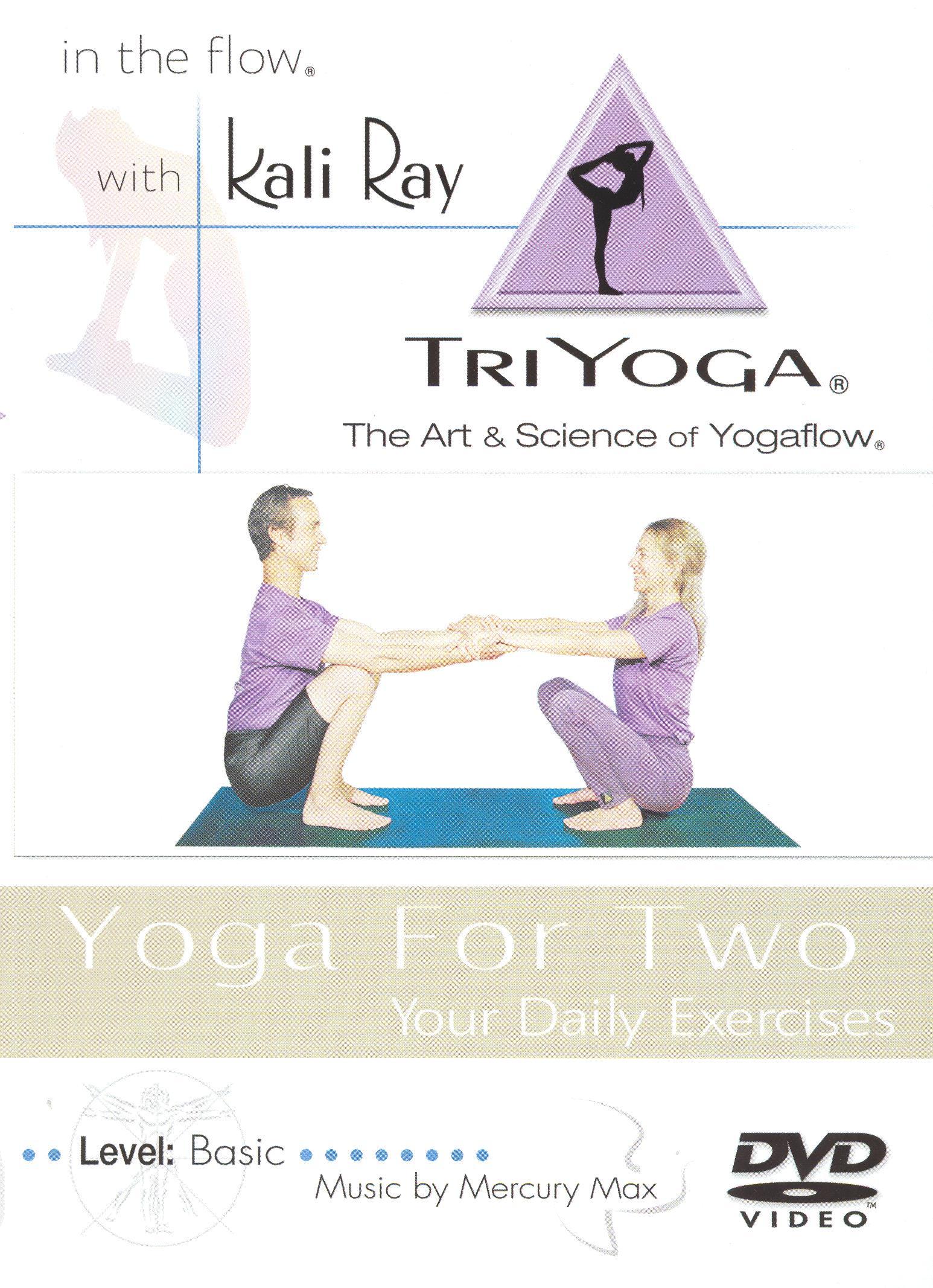 Kali Ray TriYoga: Yoga For Two