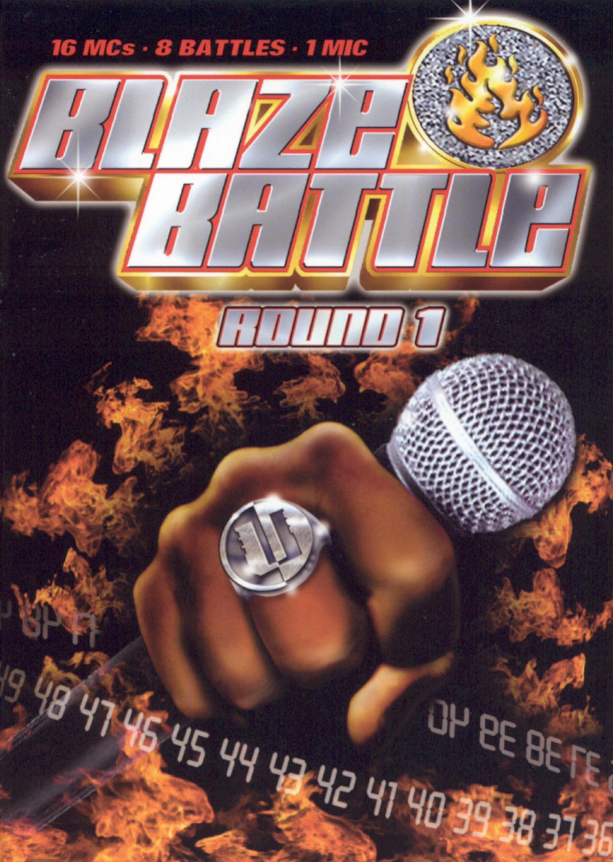 Blaze Battle, Round 1