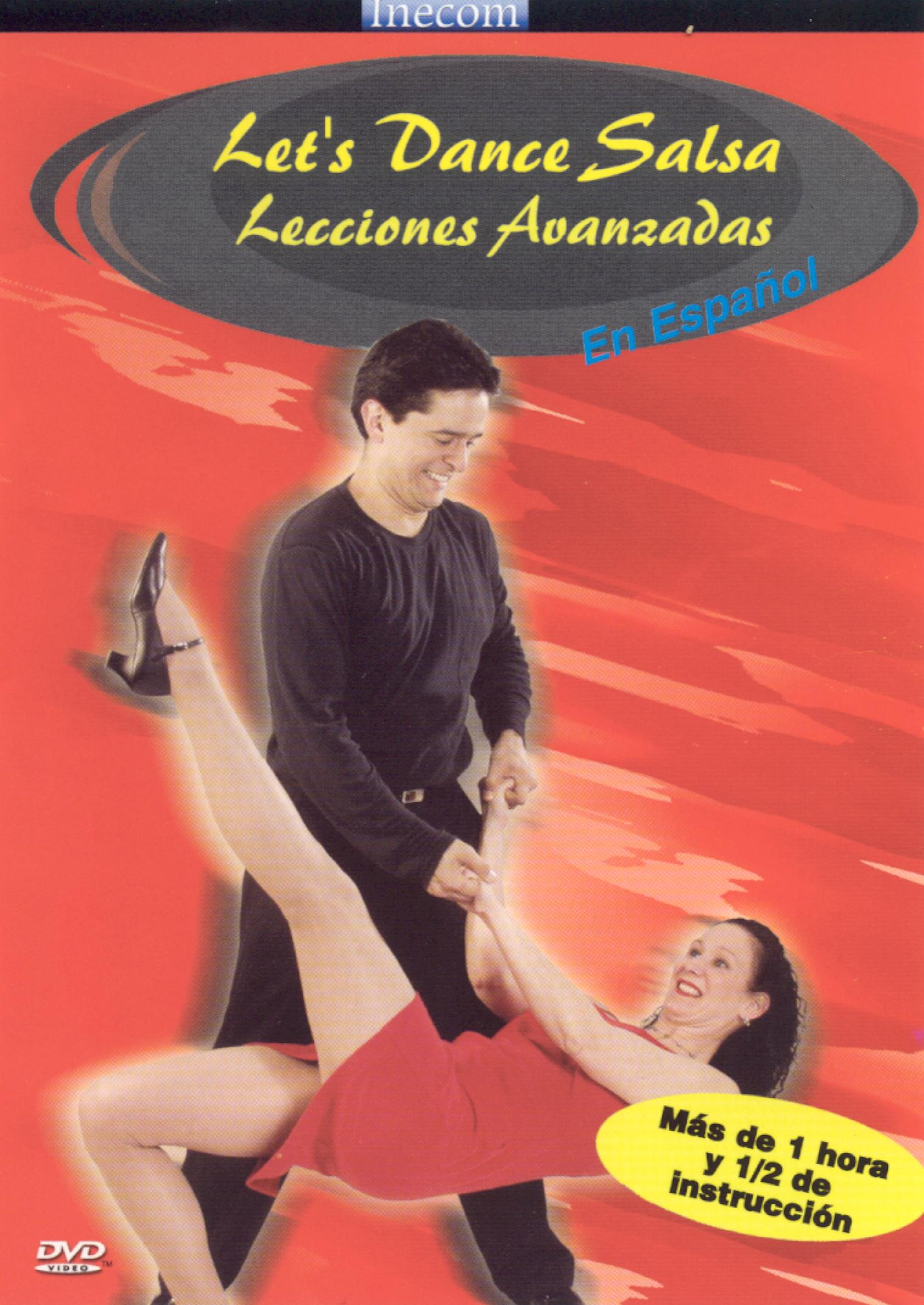 Let's Dance Salsa: Advanced and Expert Combinations