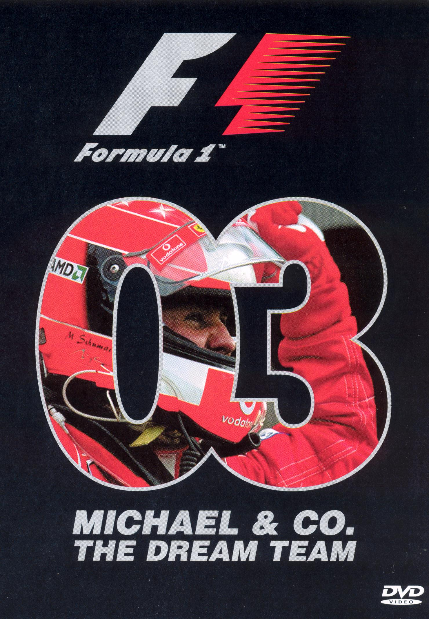 Formula 1 Review 2003:  Michael and Co. - The Dream Team