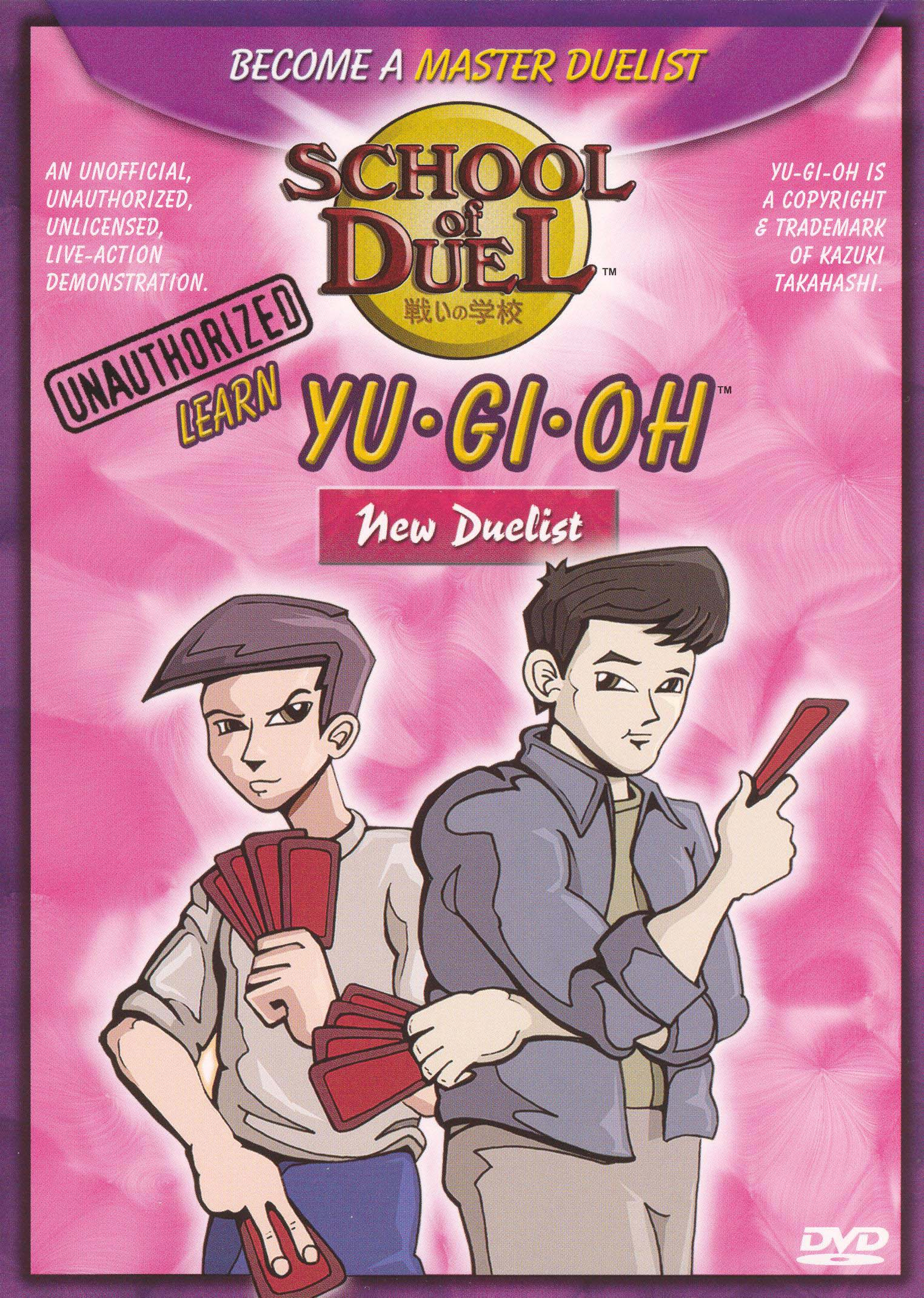 School of Duel: Learn Yu-Gi-Oh - New Duelist