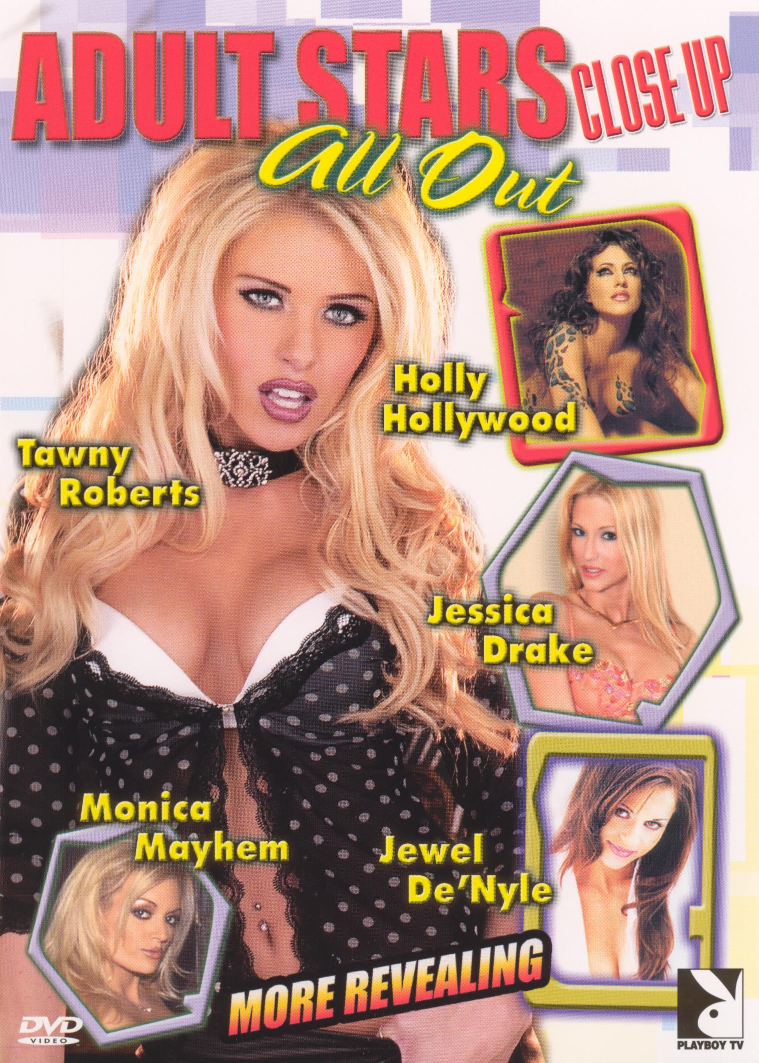 Playboy TV: Adult Stars Close Up - All Out