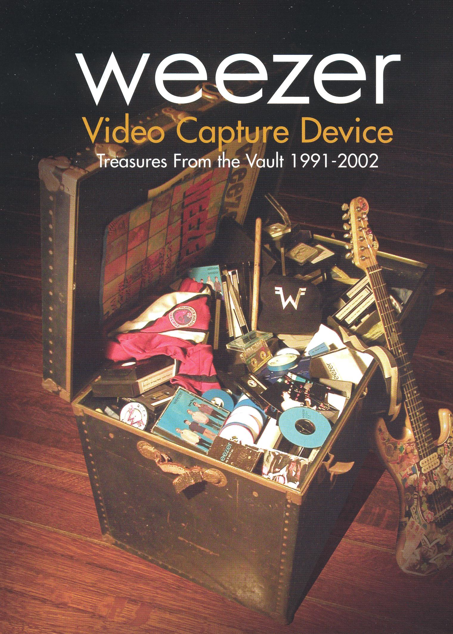 Weezer: Video Capture Device - Treasures From the Vault, 1991-2002