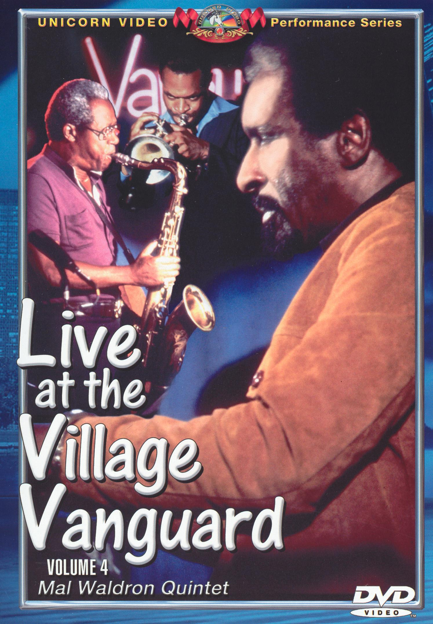 Live from the Village Vanguard, Vol. 4