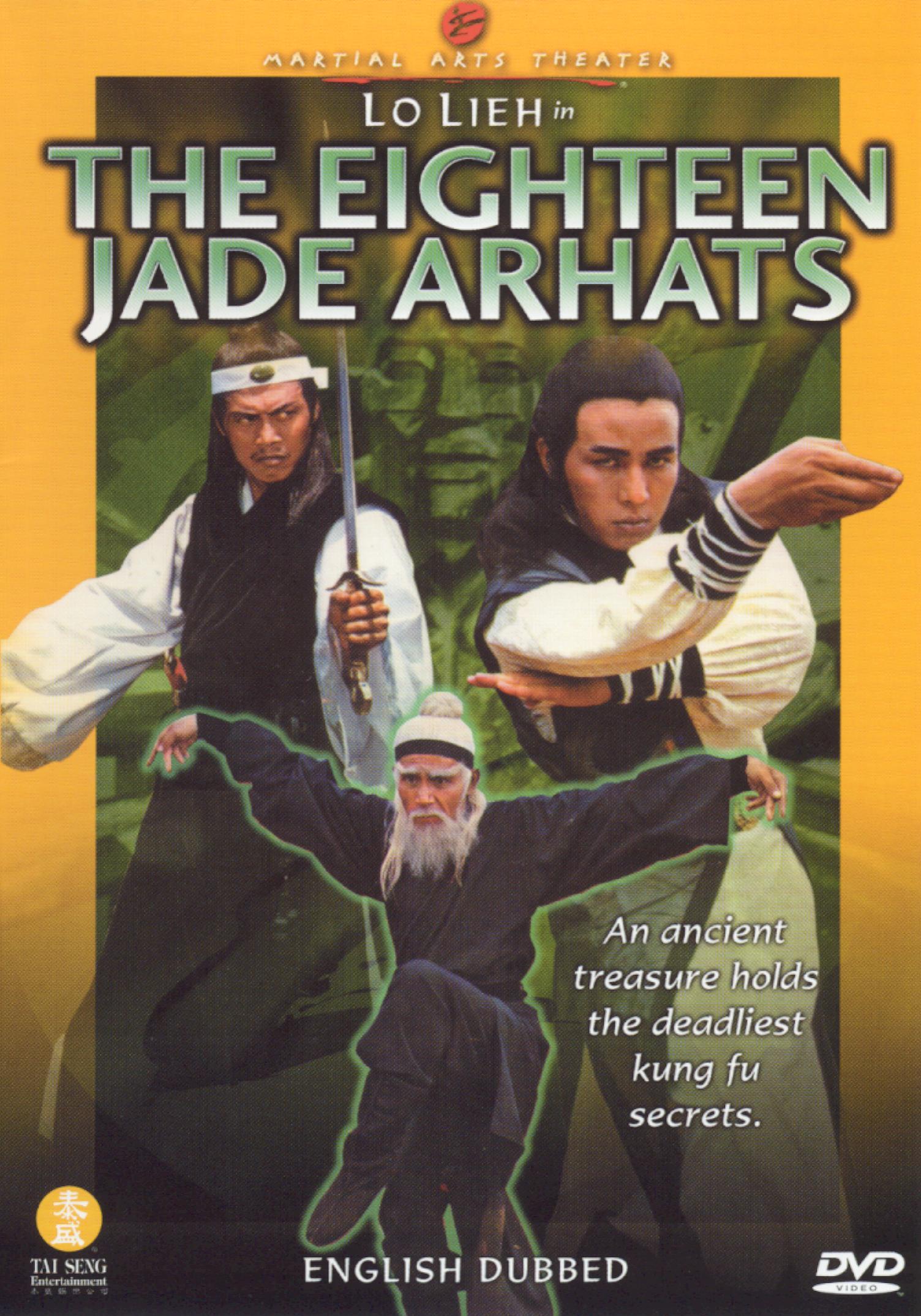 Eighteen Jade Arhats
