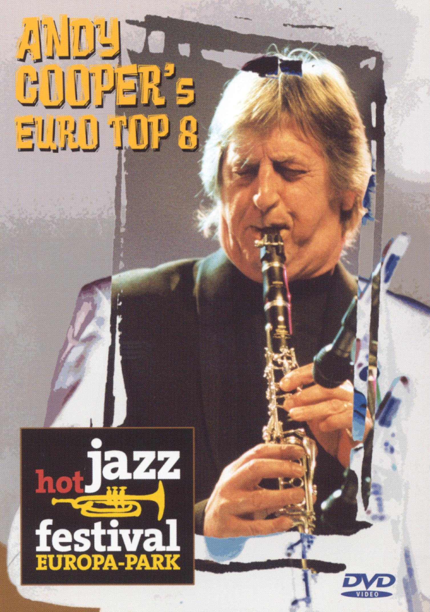 Andy Cooper's Euro Top 8:  Hot Jazz Festival