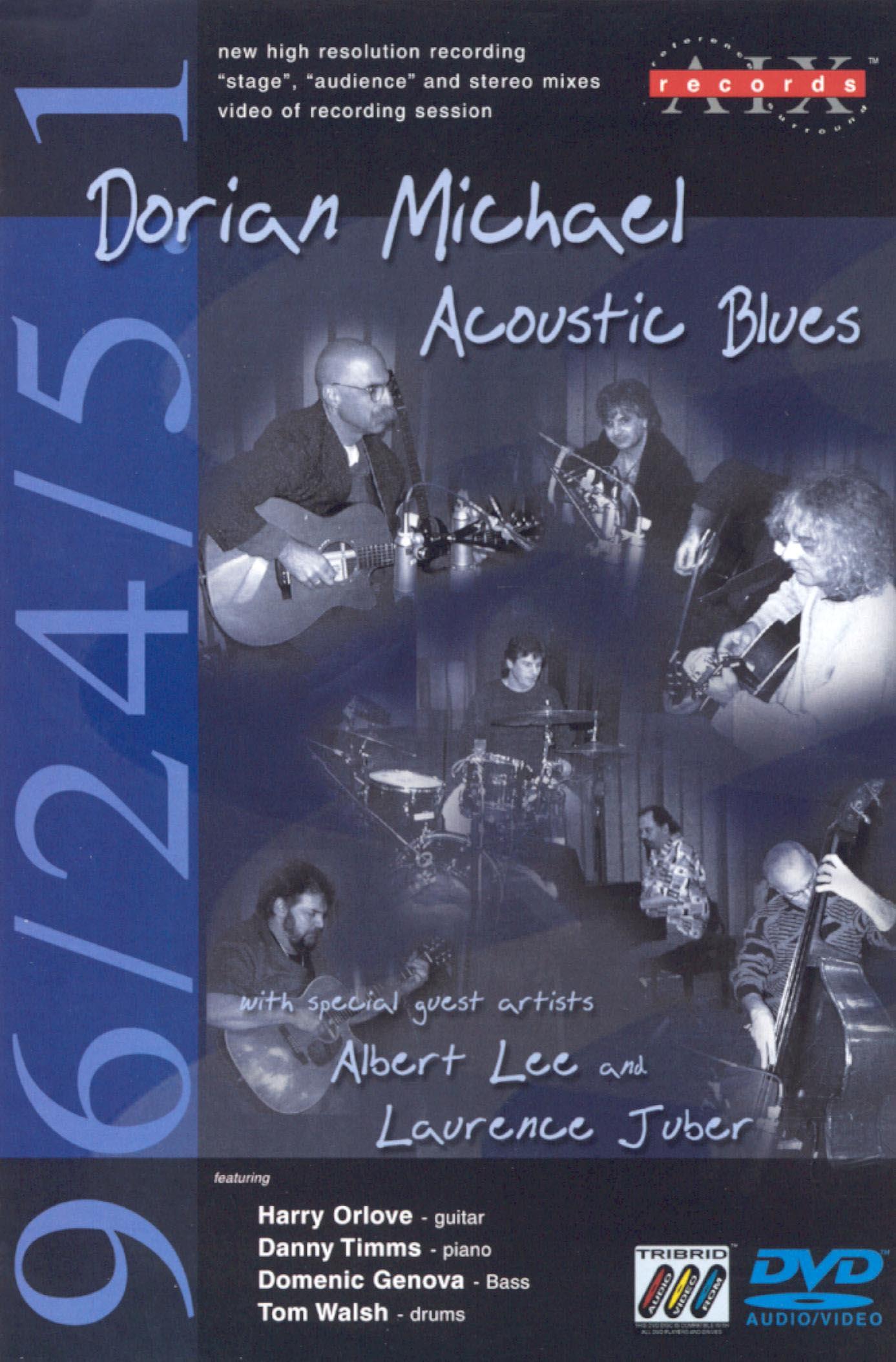 Dorian Michael: Acoustic Blues