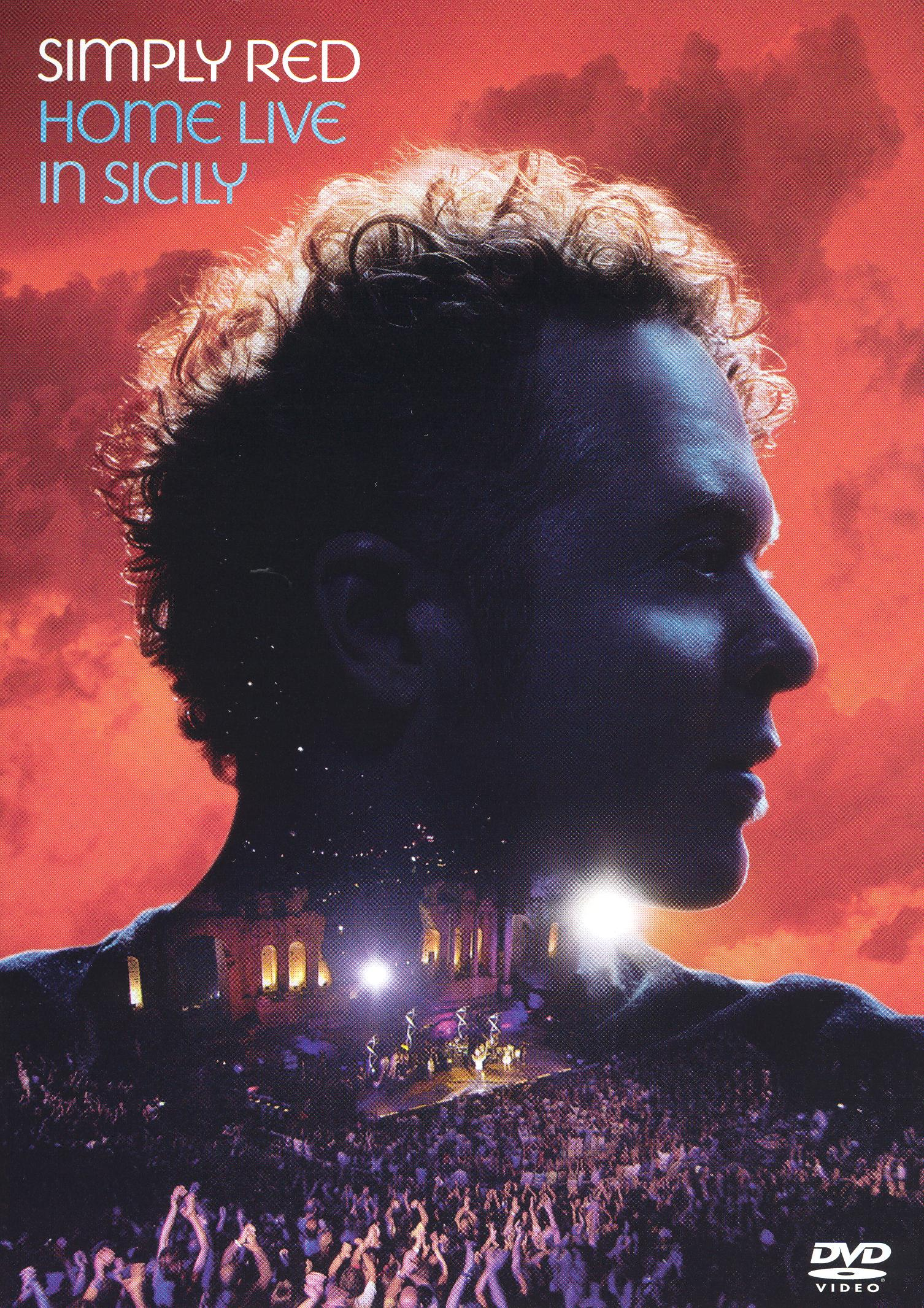 Simply Red: Home In Sicily Live
