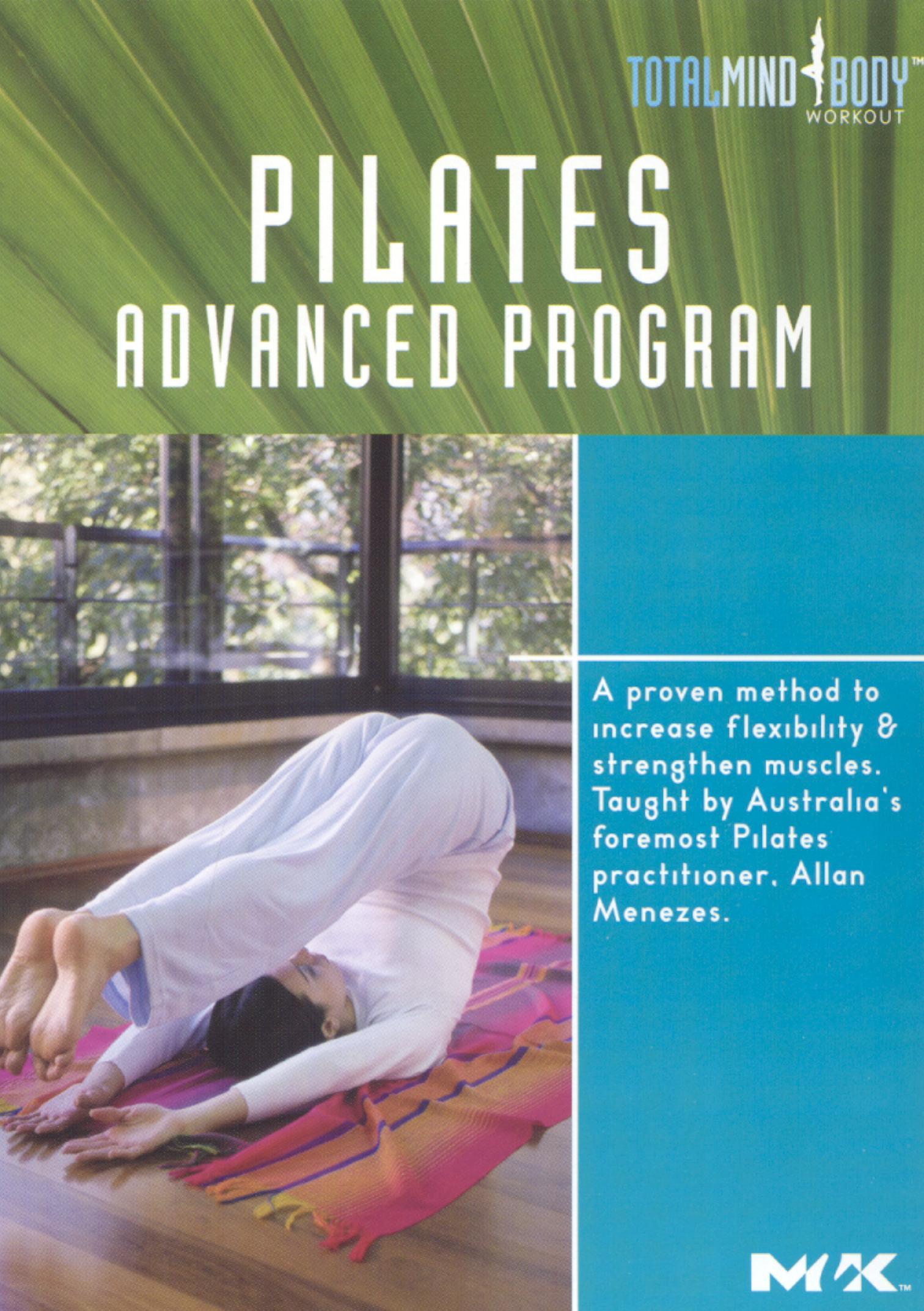 Pilates: Advanced Program