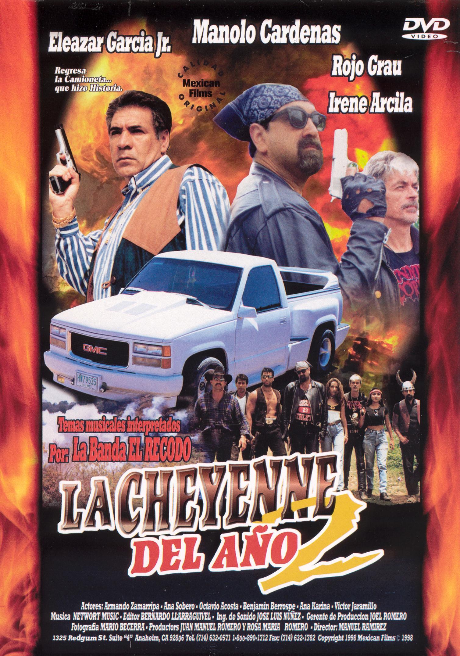 La Cheyenne Del Ano 2