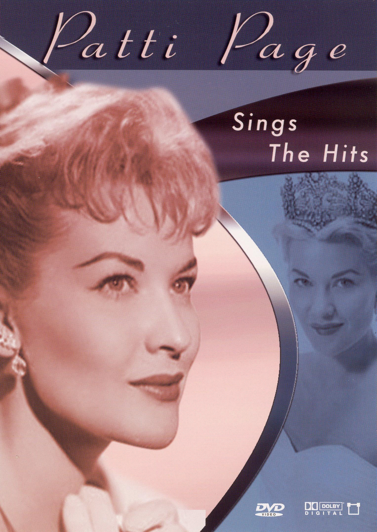 Patti Page Sings the Hits