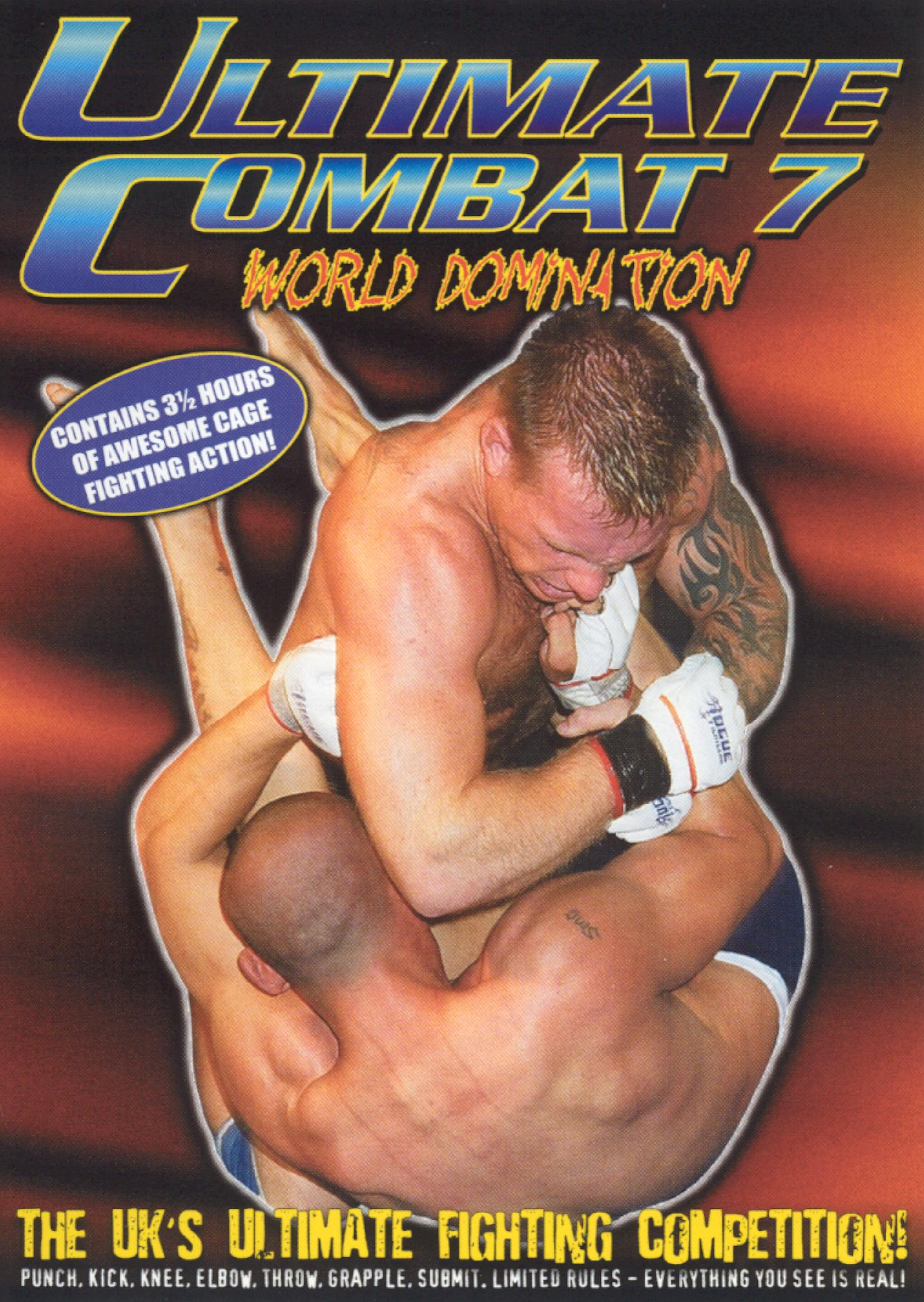 Ultimate Combat 7: World Domination