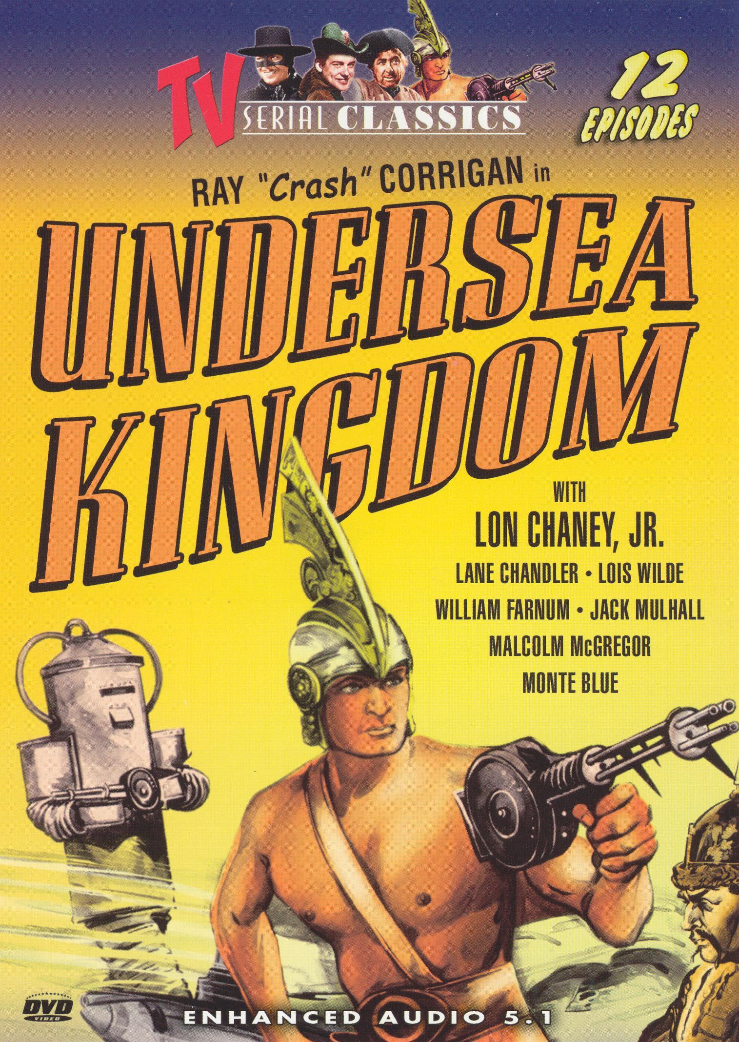 Undersea Kingdom [Serial]