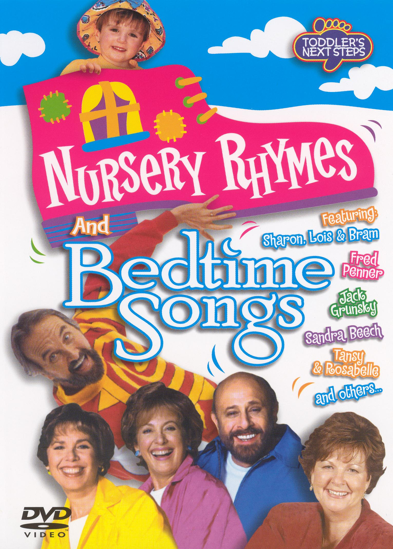 Toddler's Next Steps: Nursery Rhymes and Bedtime Songs