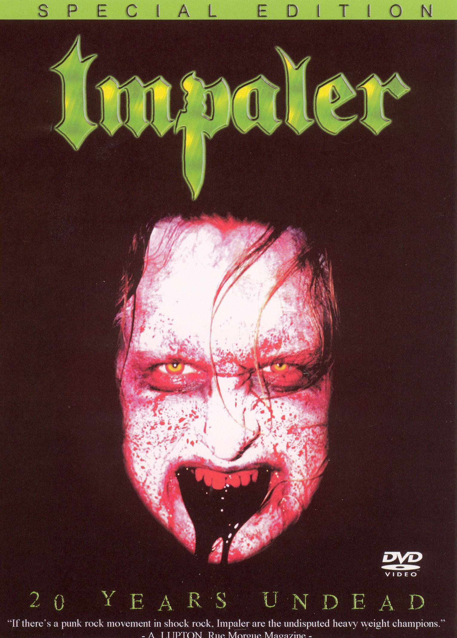 Impaler: 20 Years Undead