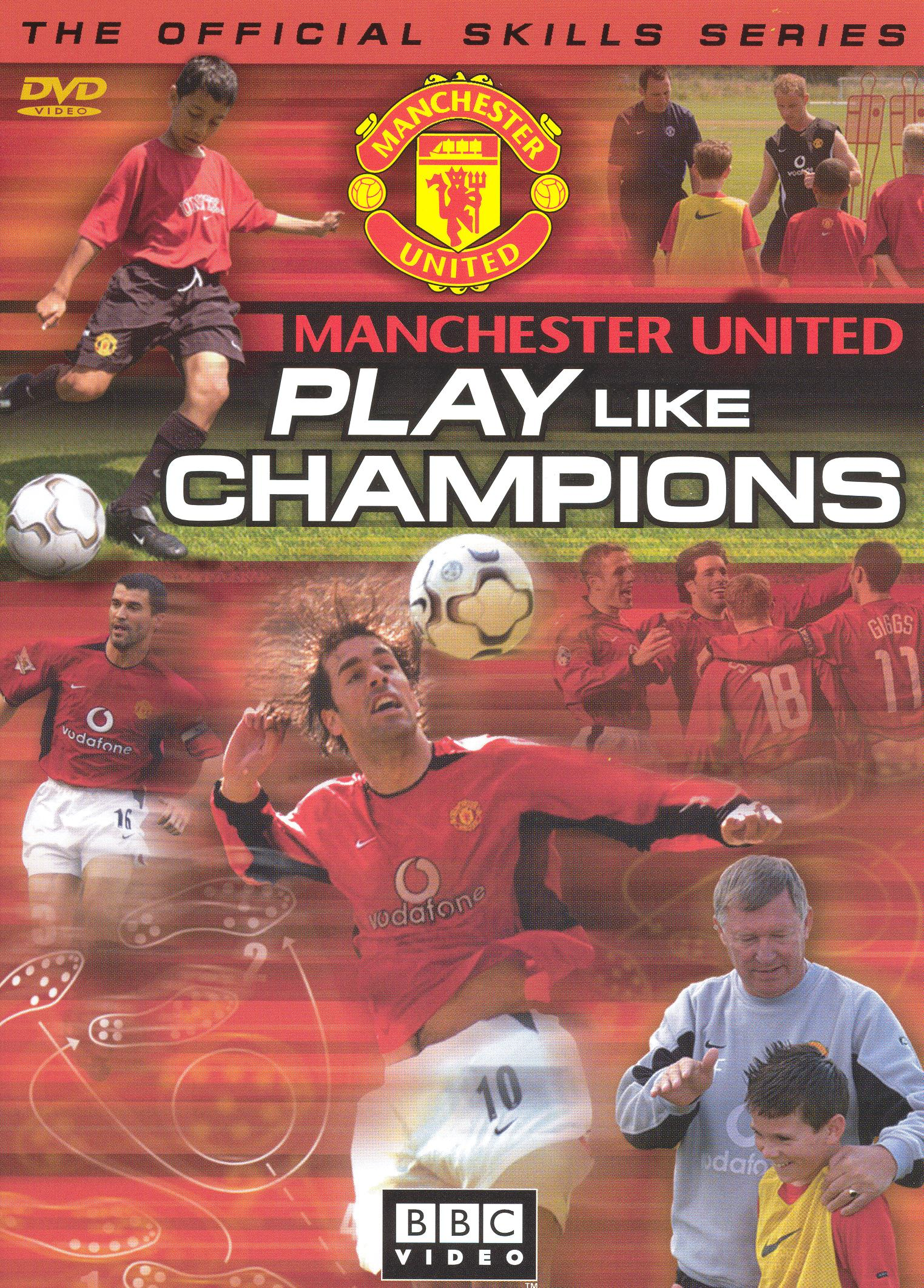 Manchester United: Play Like Champions