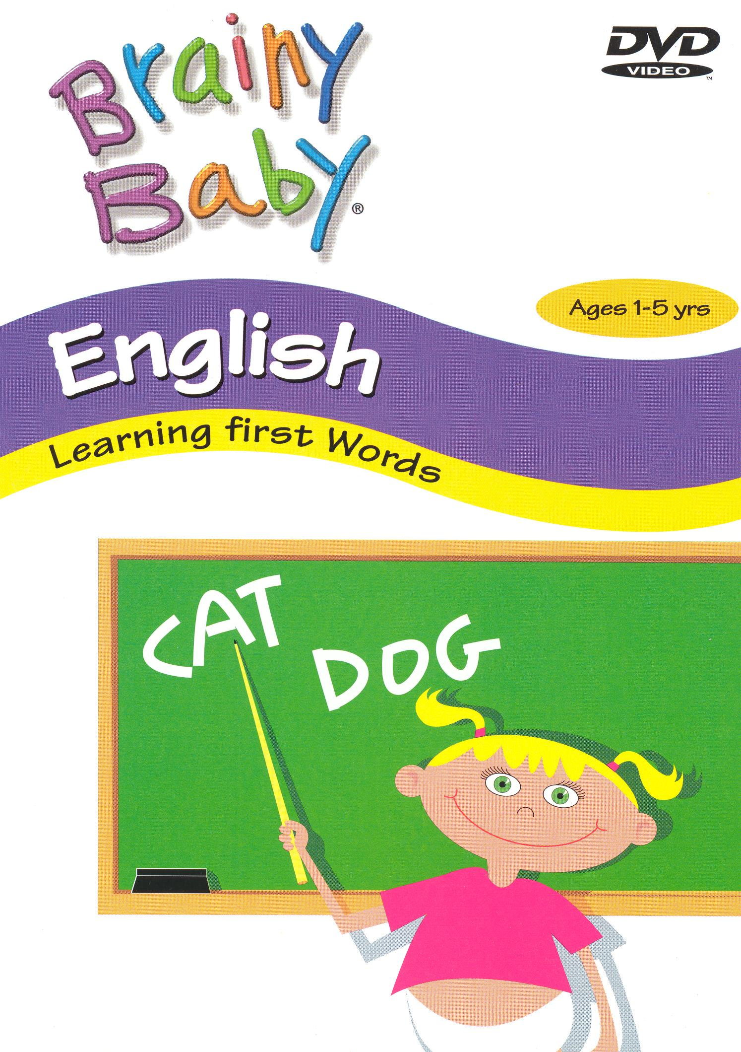 Brainy Baby: English