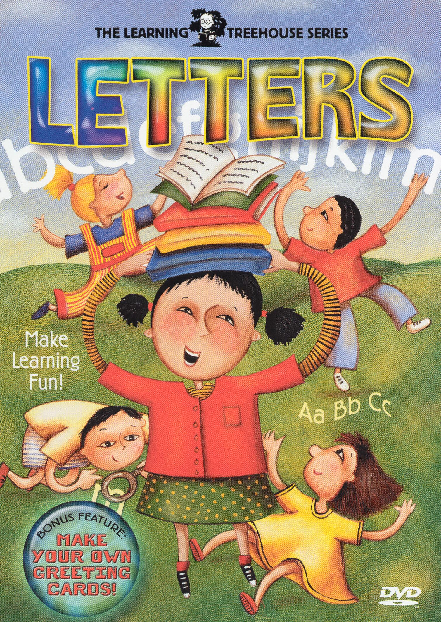 Learning Treehouse: Letters