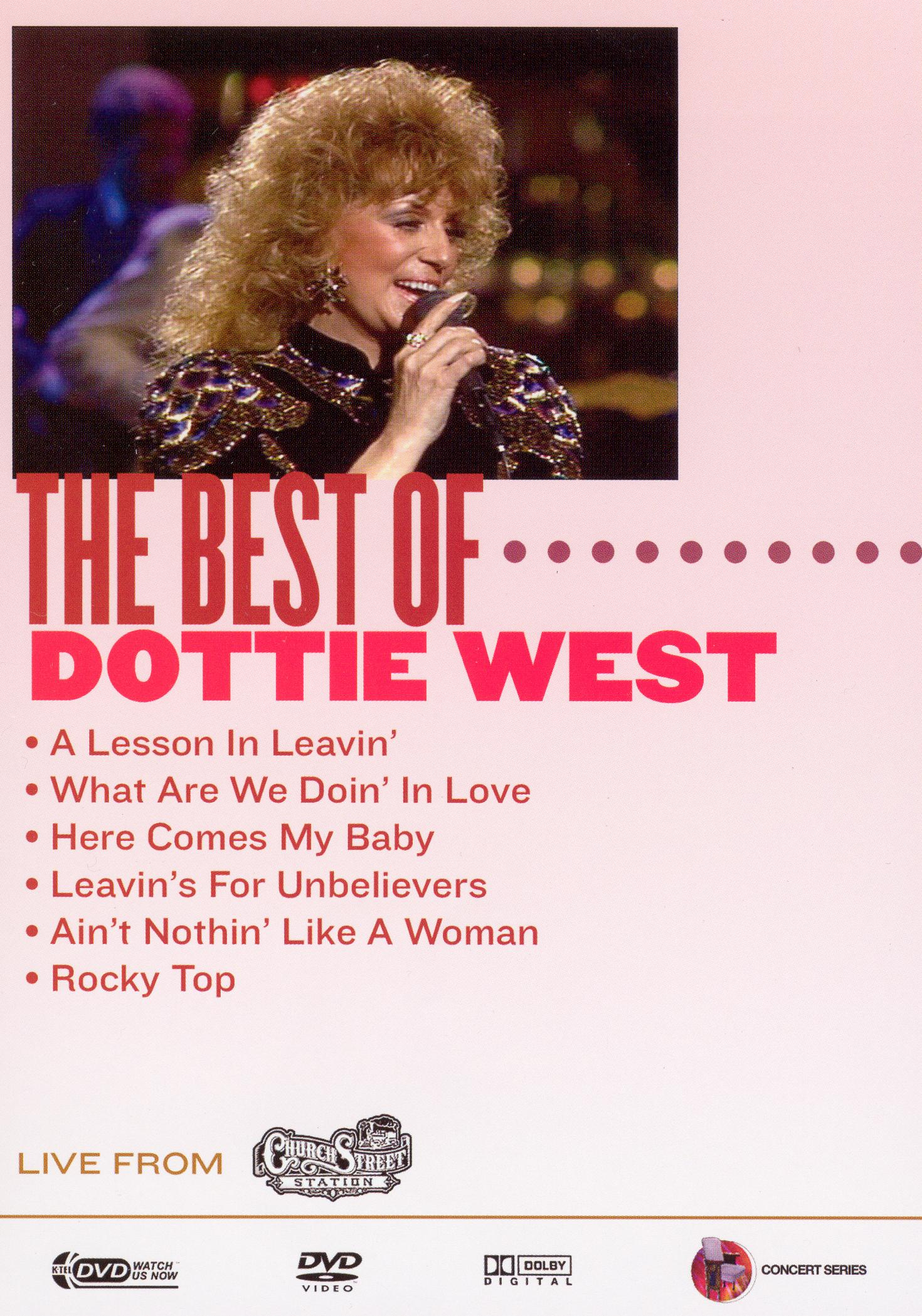 Live From Rock 'n' Roll Palace: The Best of Dottie West