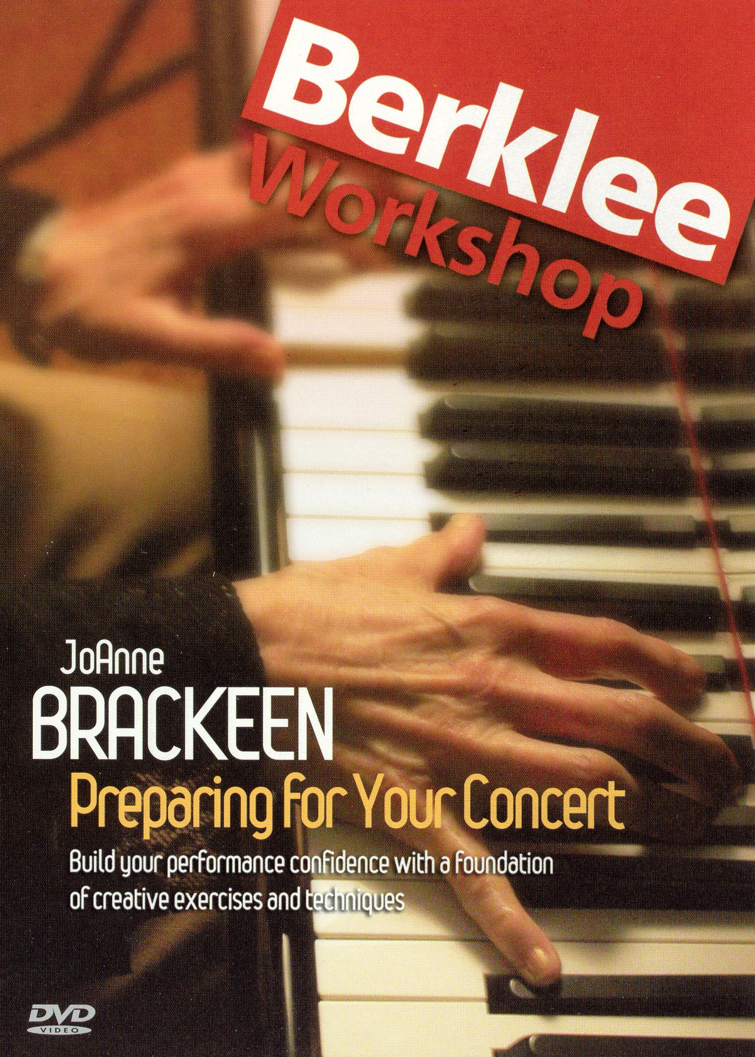 Preparing For Your Concert