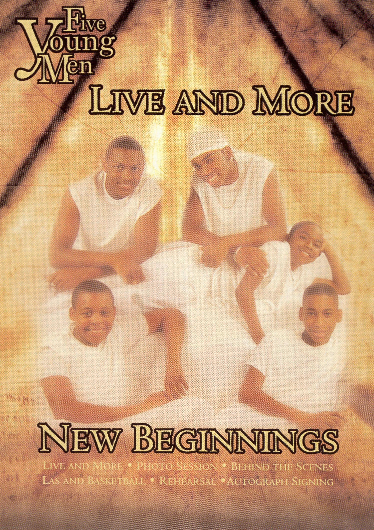 Five Young Men: New Beginnings