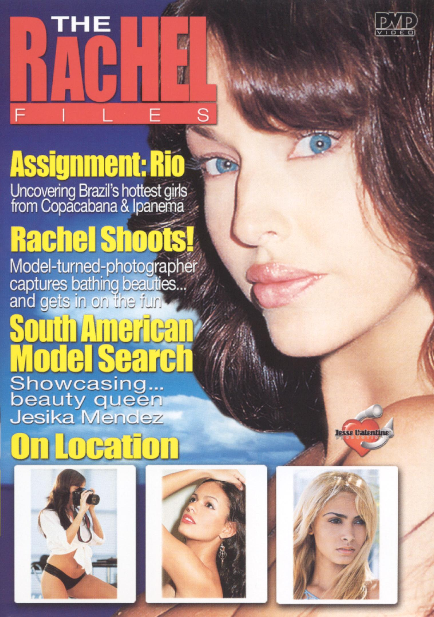 The Rachel Files: Assignment Rio