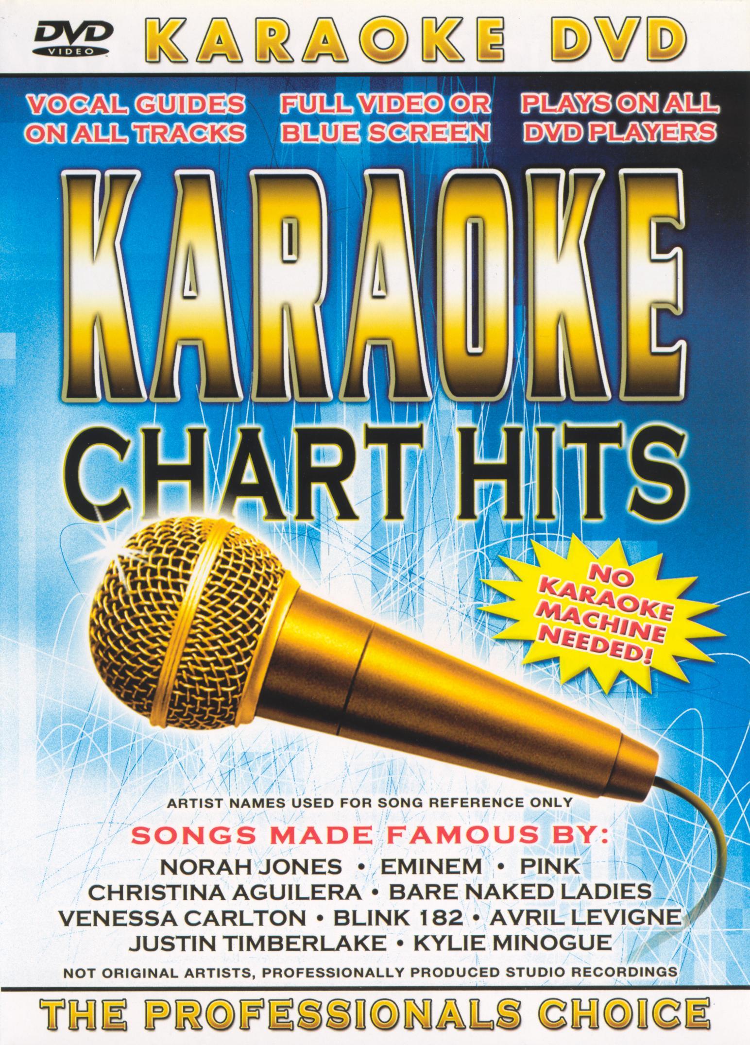 Karaoke: Chart Hits