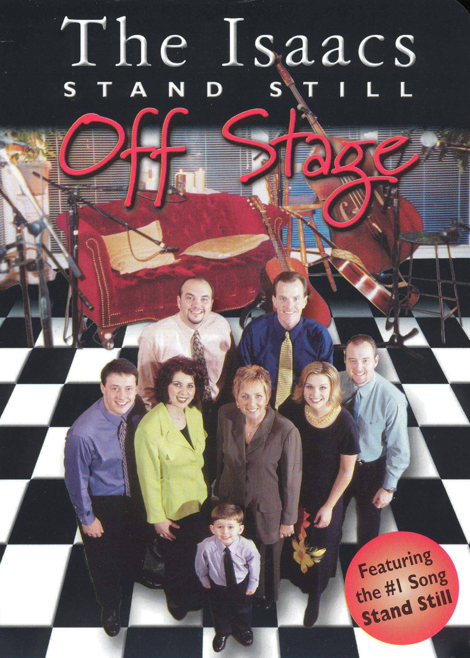 The Isaacs: Stand Still
