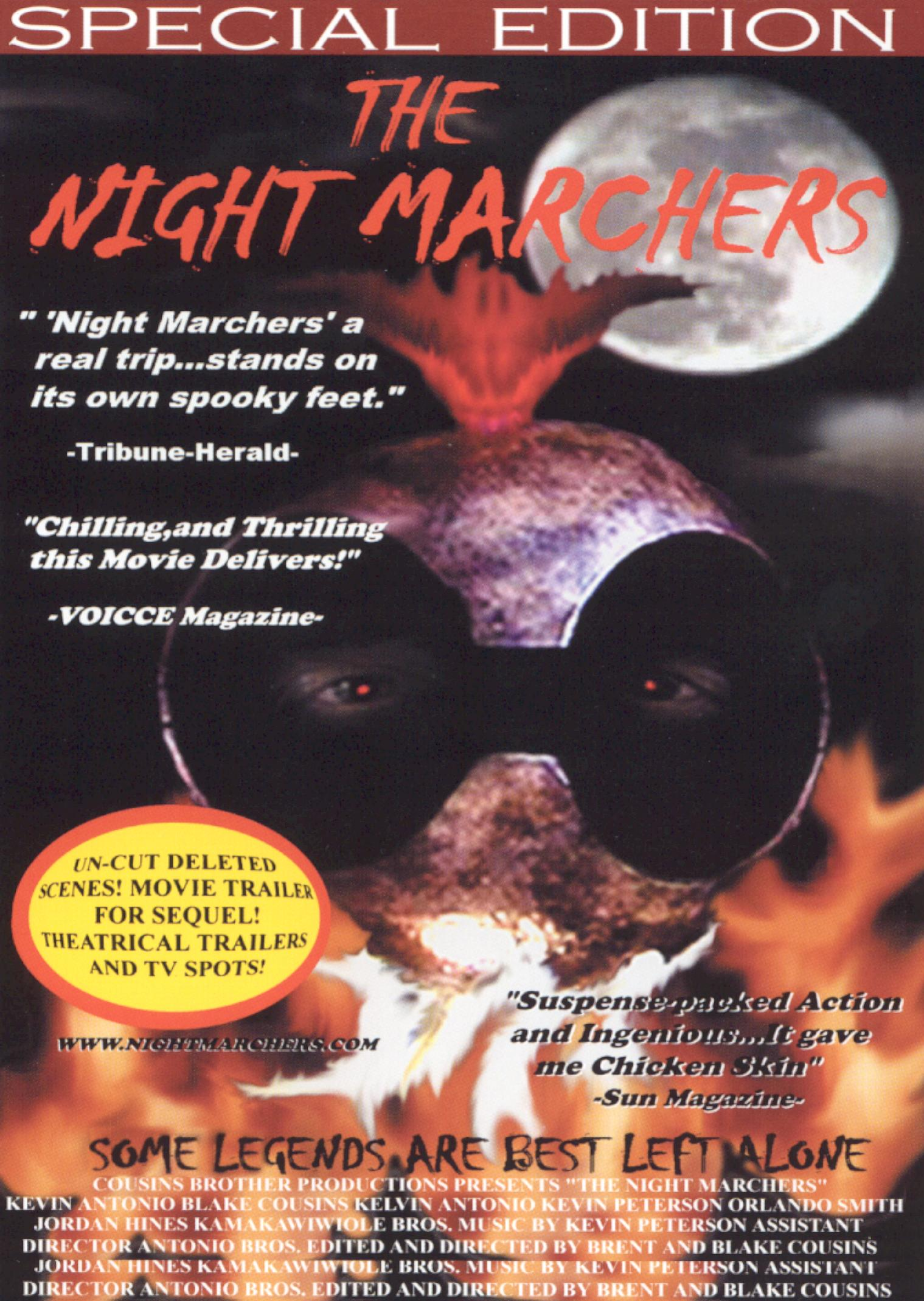 The Night Marchers