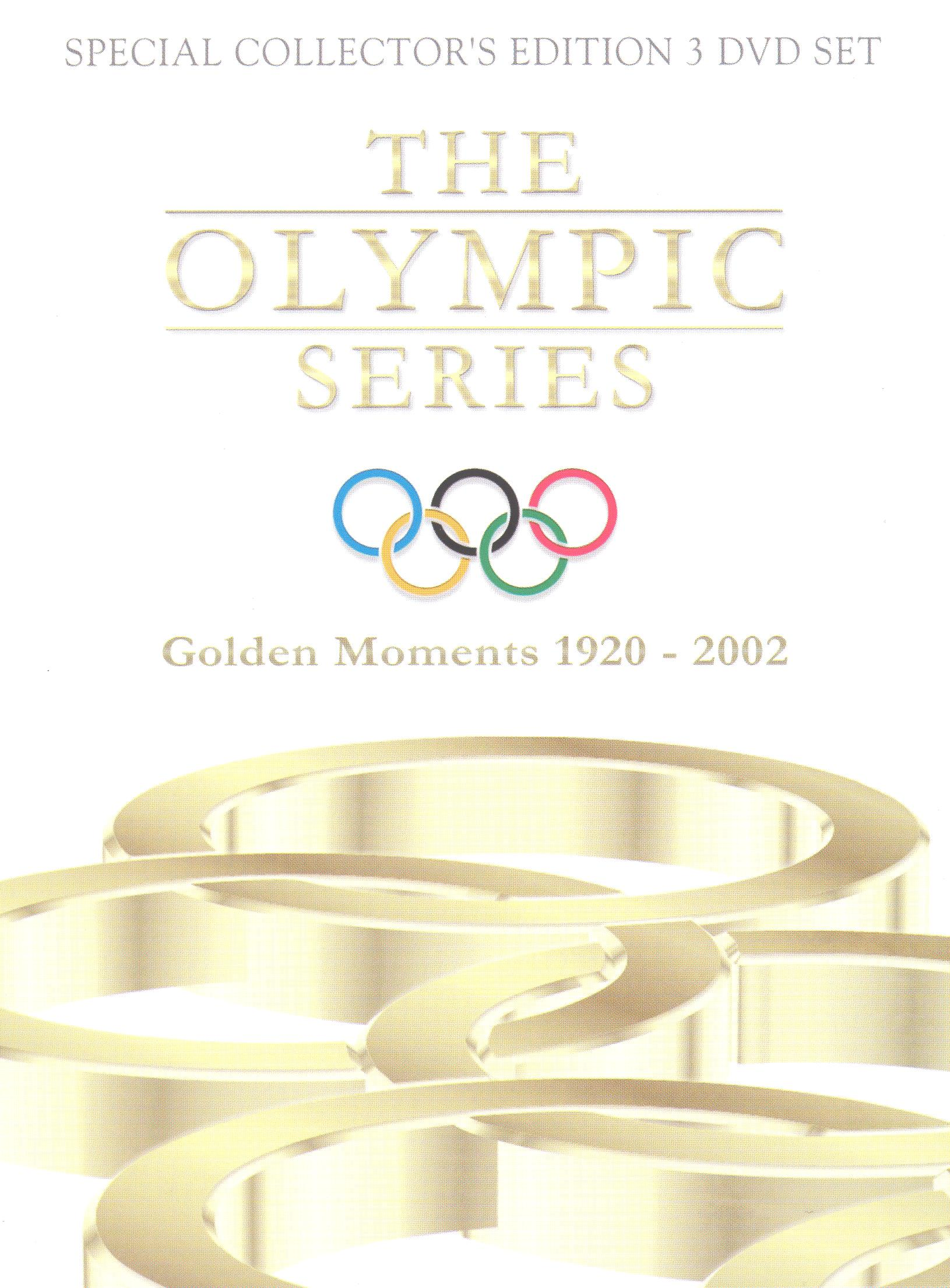 The Olympic Series: Golden Moments 1920-2002
