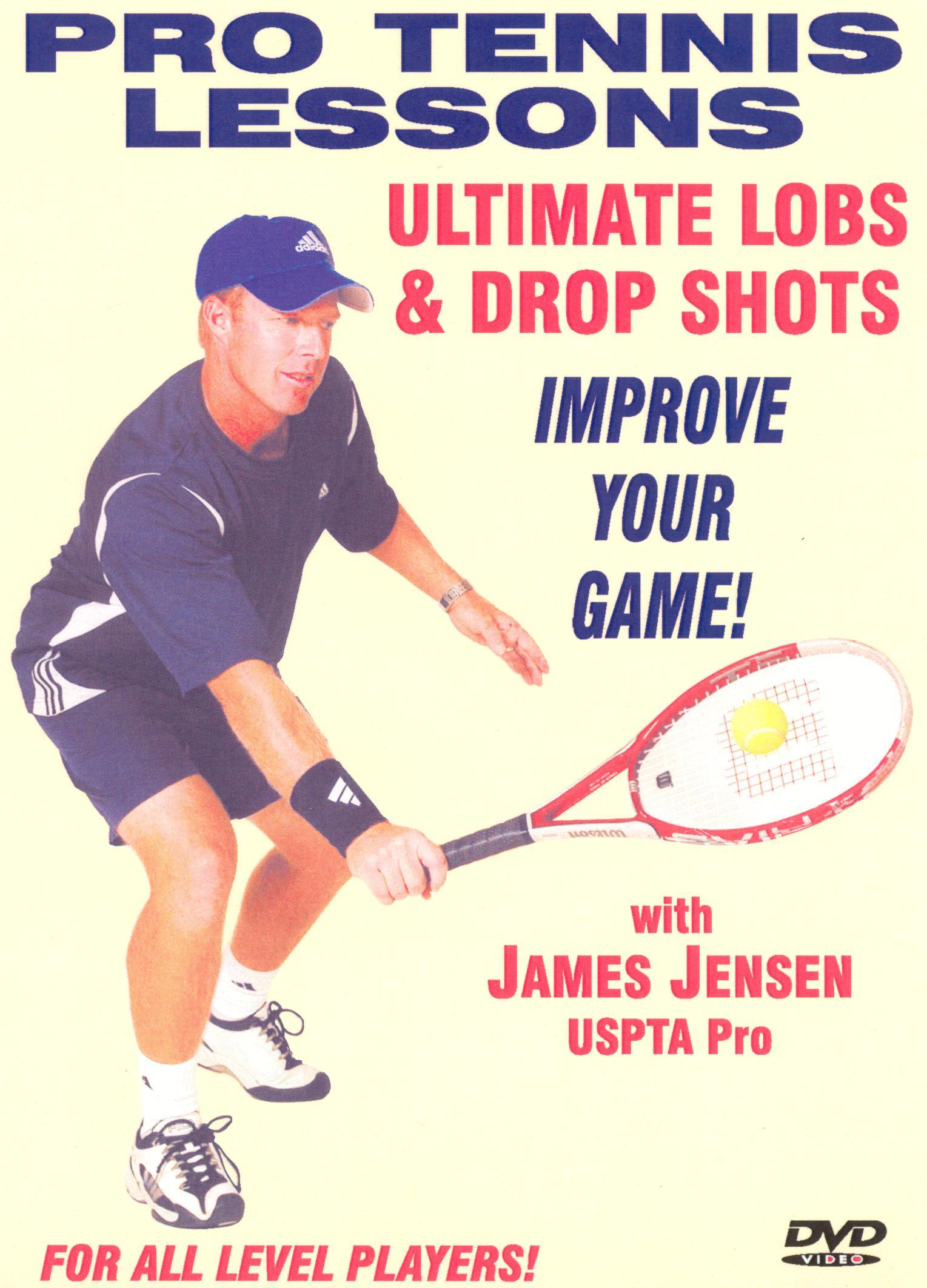 Pro Tennis Lessons: Ultimate Lobs & Drop Shots