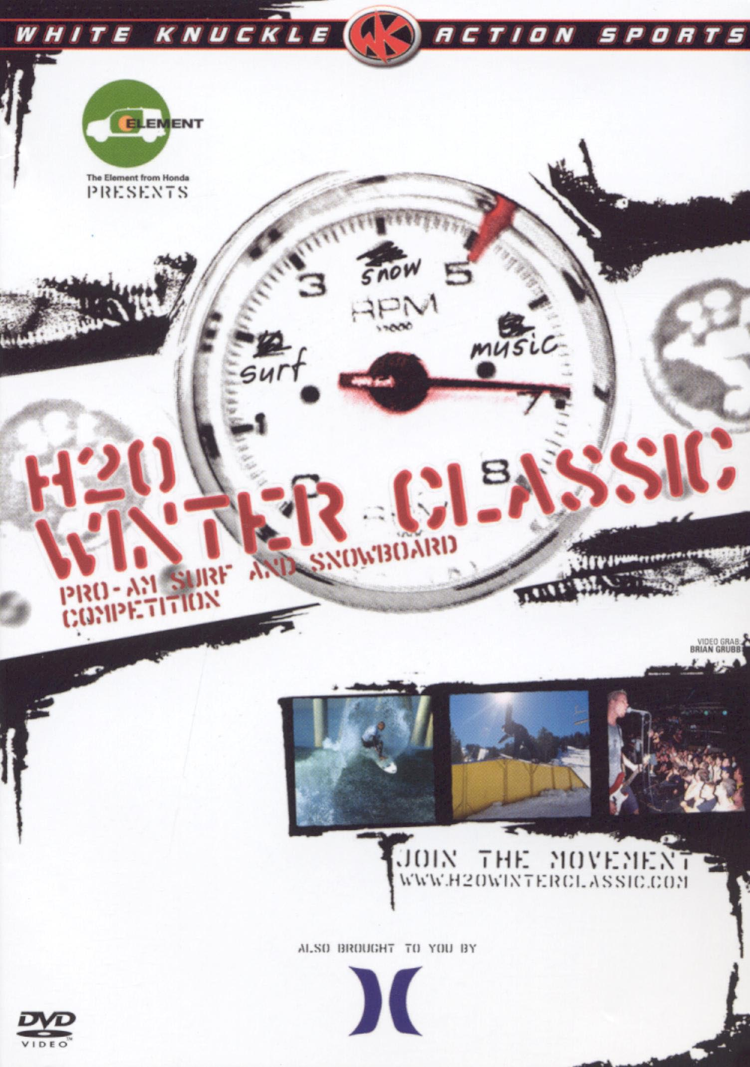White Knuckle Extreme: H20 2003 Winter Classic