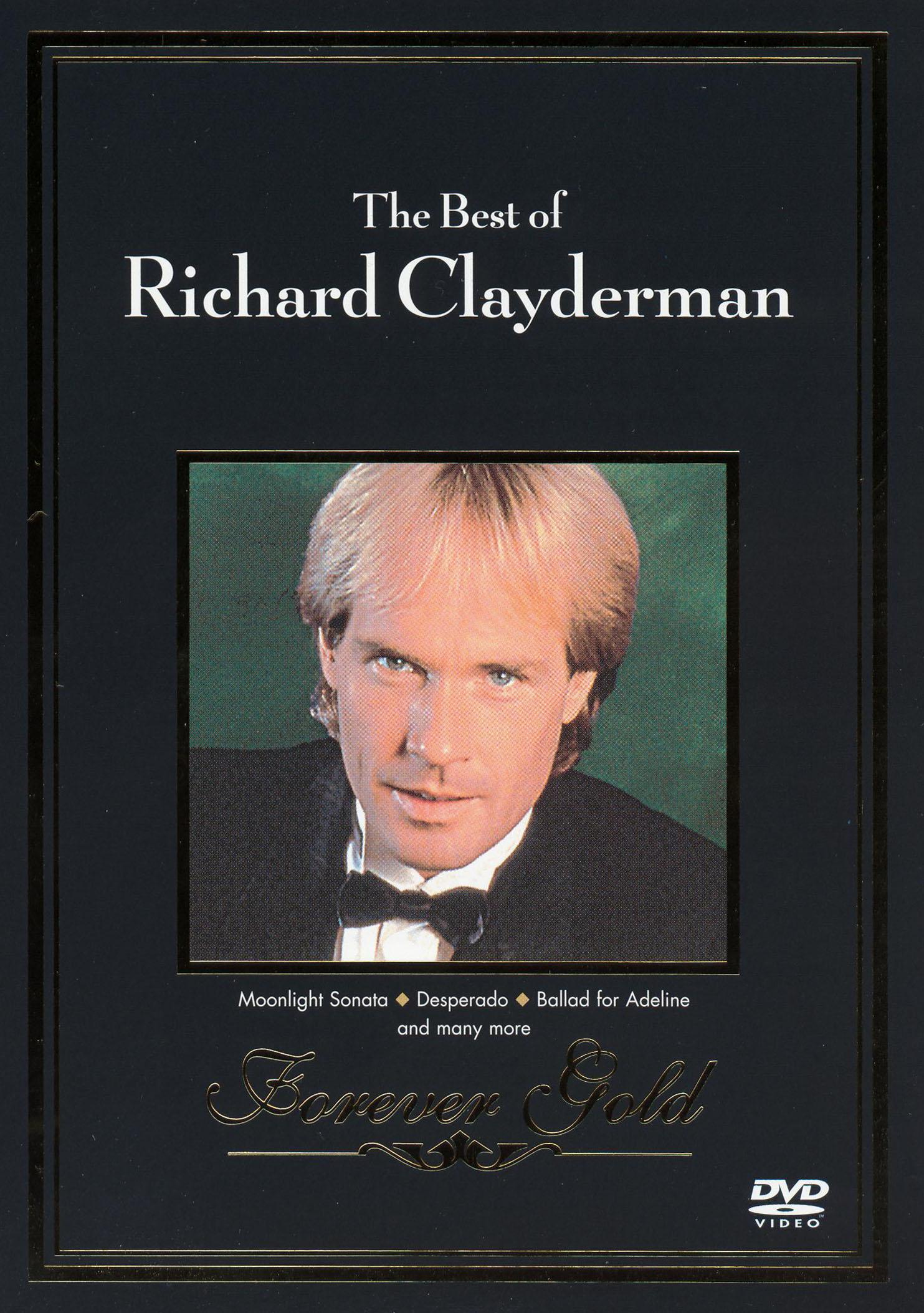Richard Clayderman: The Best of Richard Clayderman - Forever Gold