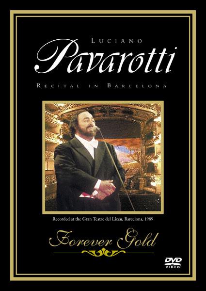 Luciano Pavarotti: Recital in Barcelona