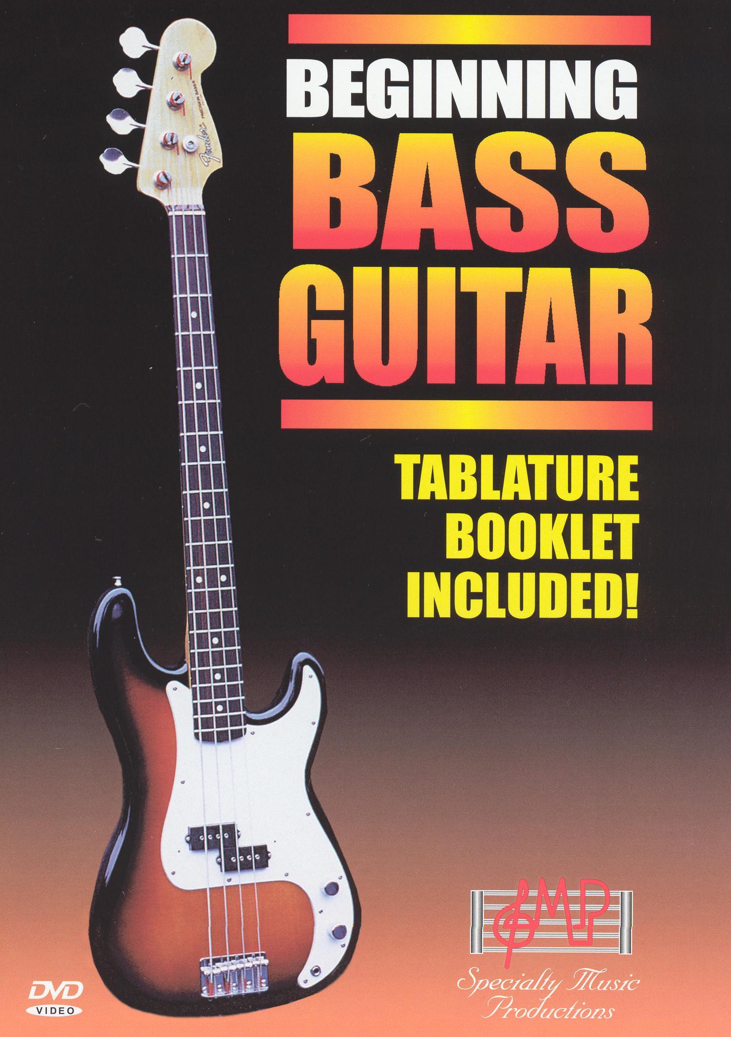 SMP Series: Beginning Bass Guitar