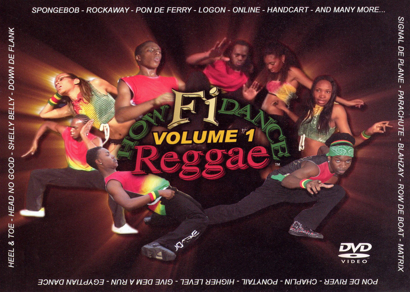 How Fi Dance Reggae, Vol. 1