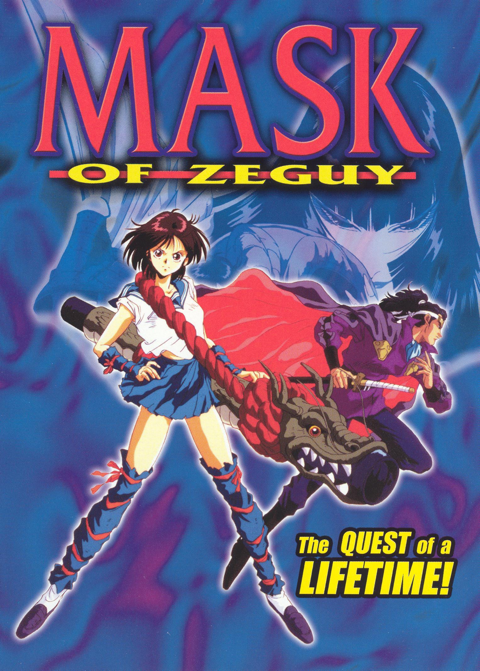 Mask of Zeguy