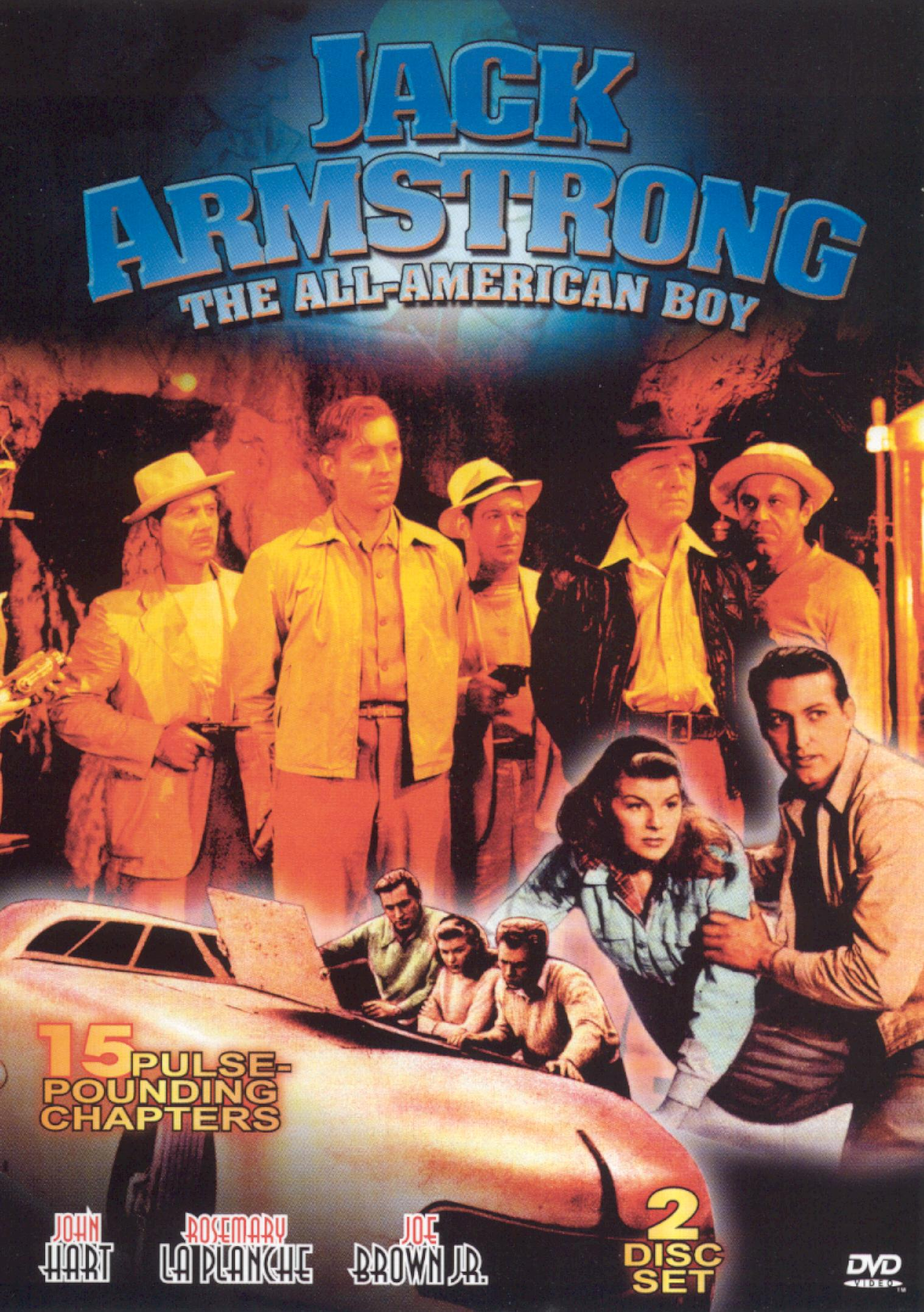 Jack Armstrong: The All-American Boy [Serial]